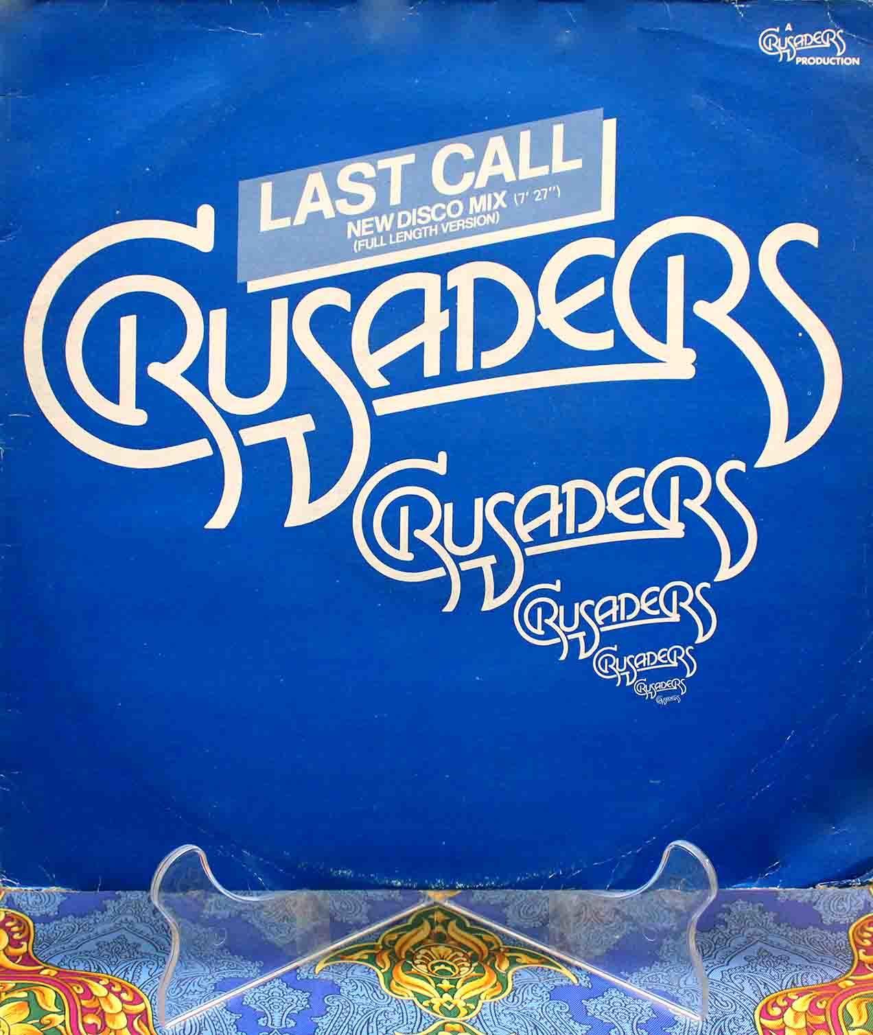 Crusaders Last Call 01