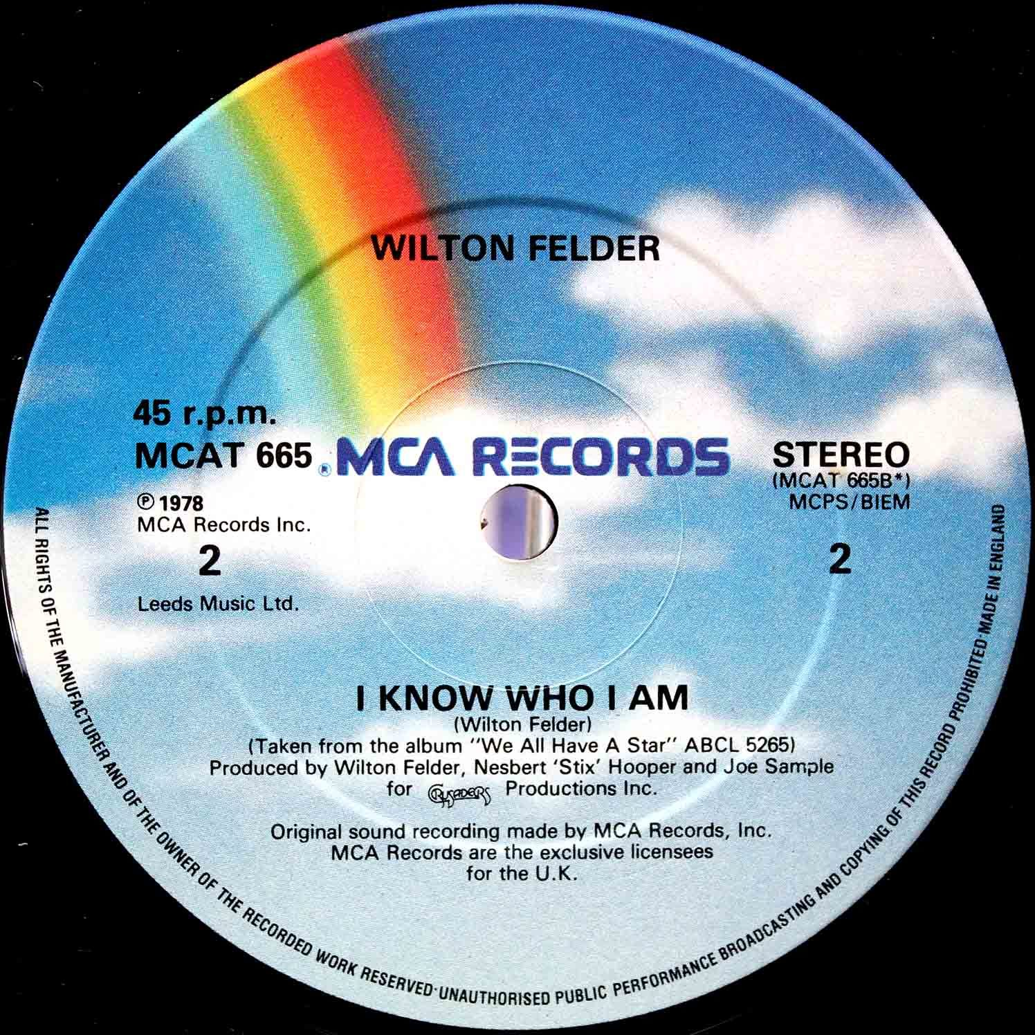 Wilton Felder – Insight 04