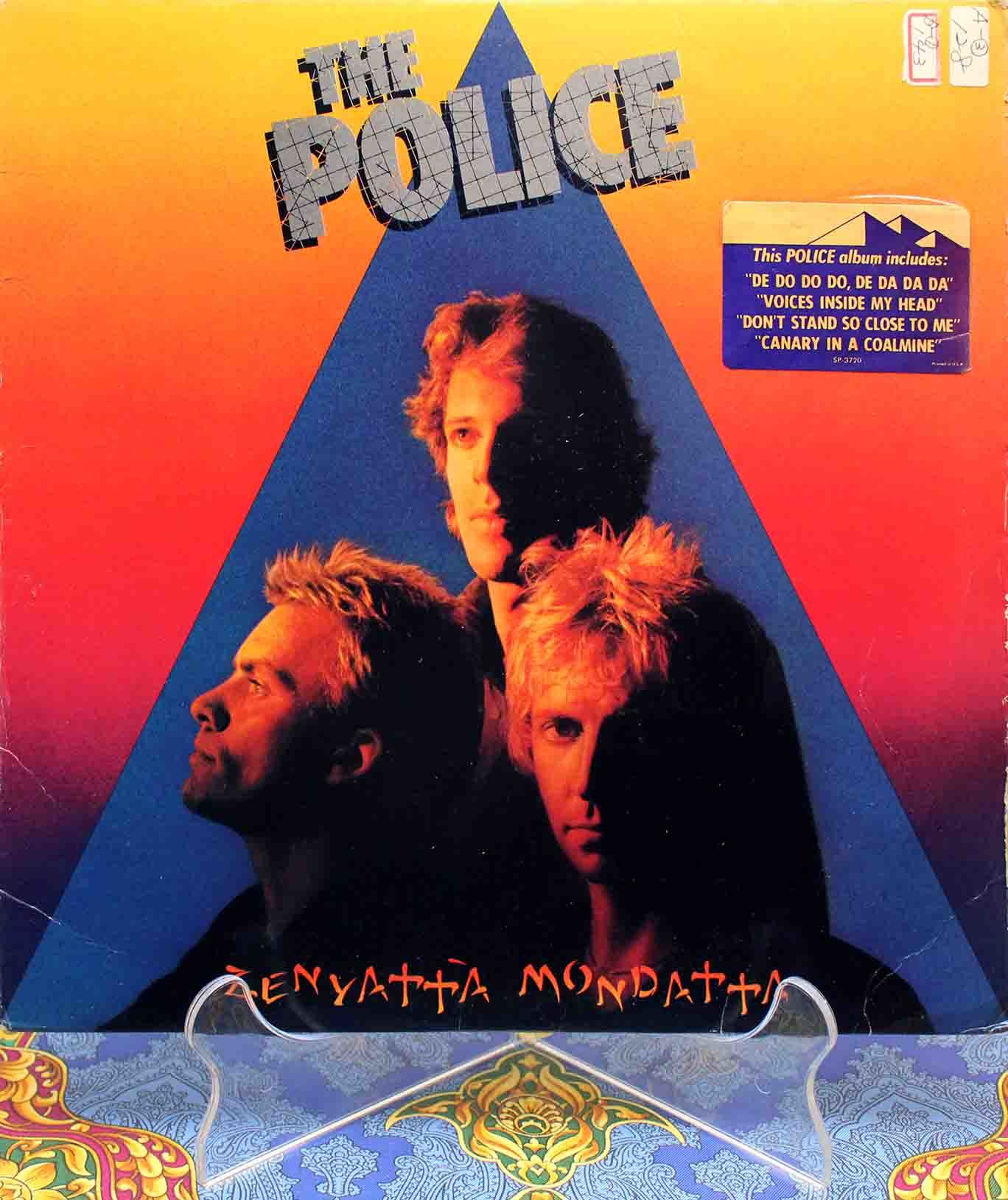 The Police - Zeniyata LP 01