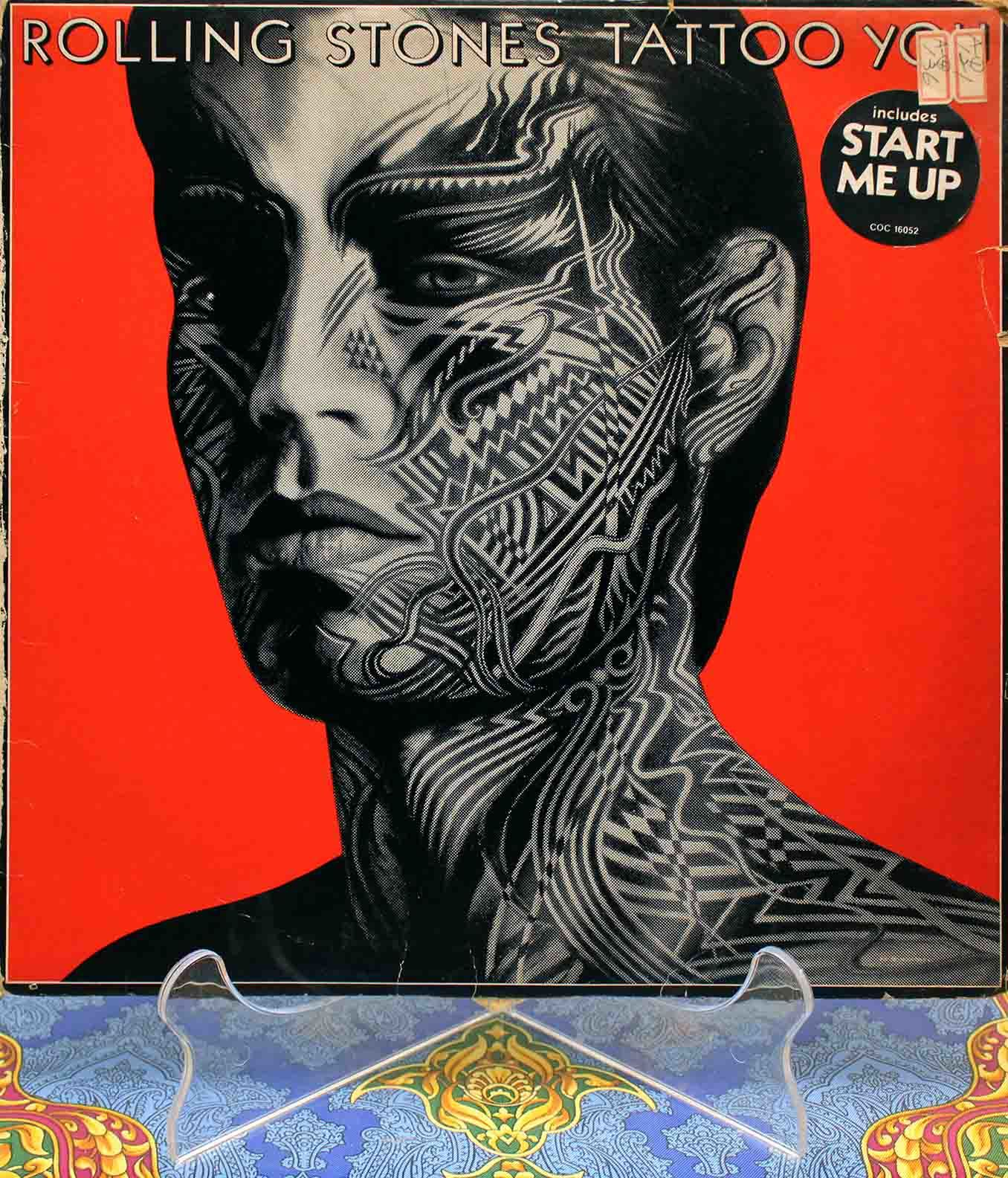 The Rolling Stones – Tattoo You 01