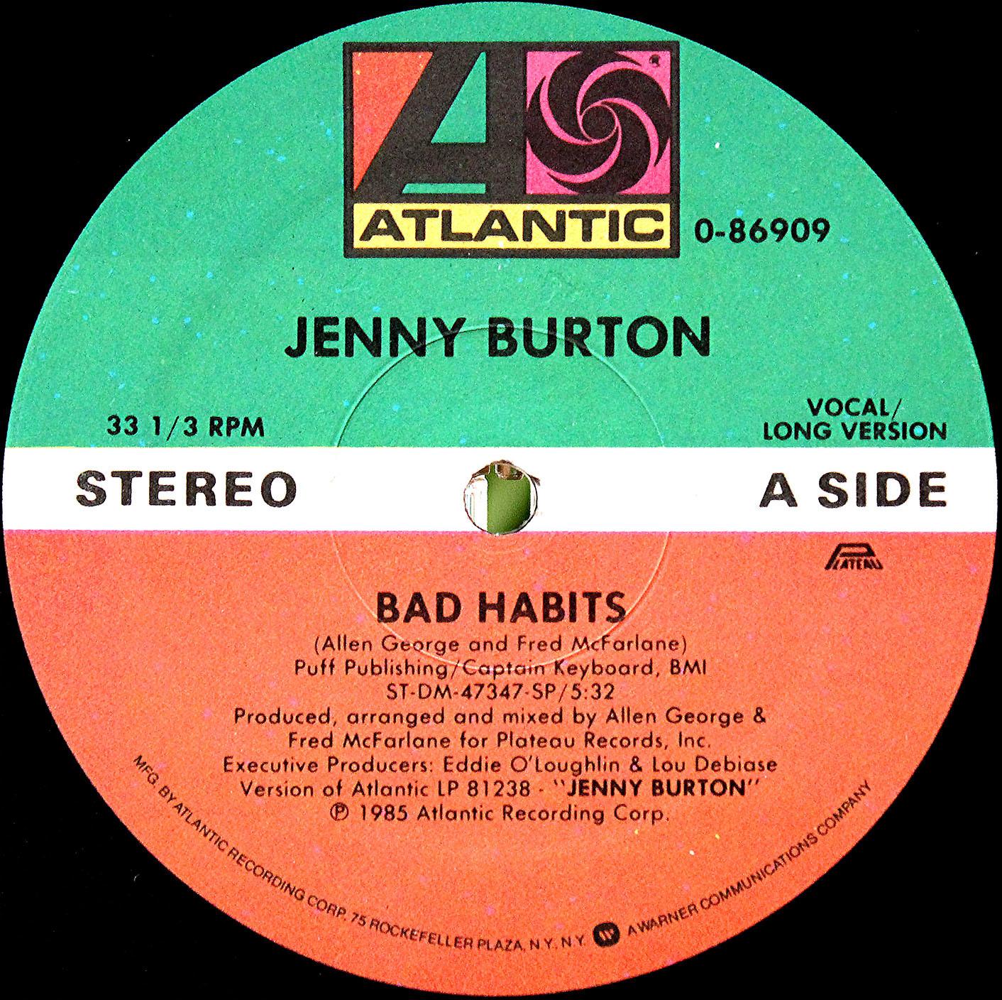 Jenny Burton – Bad Habits 02