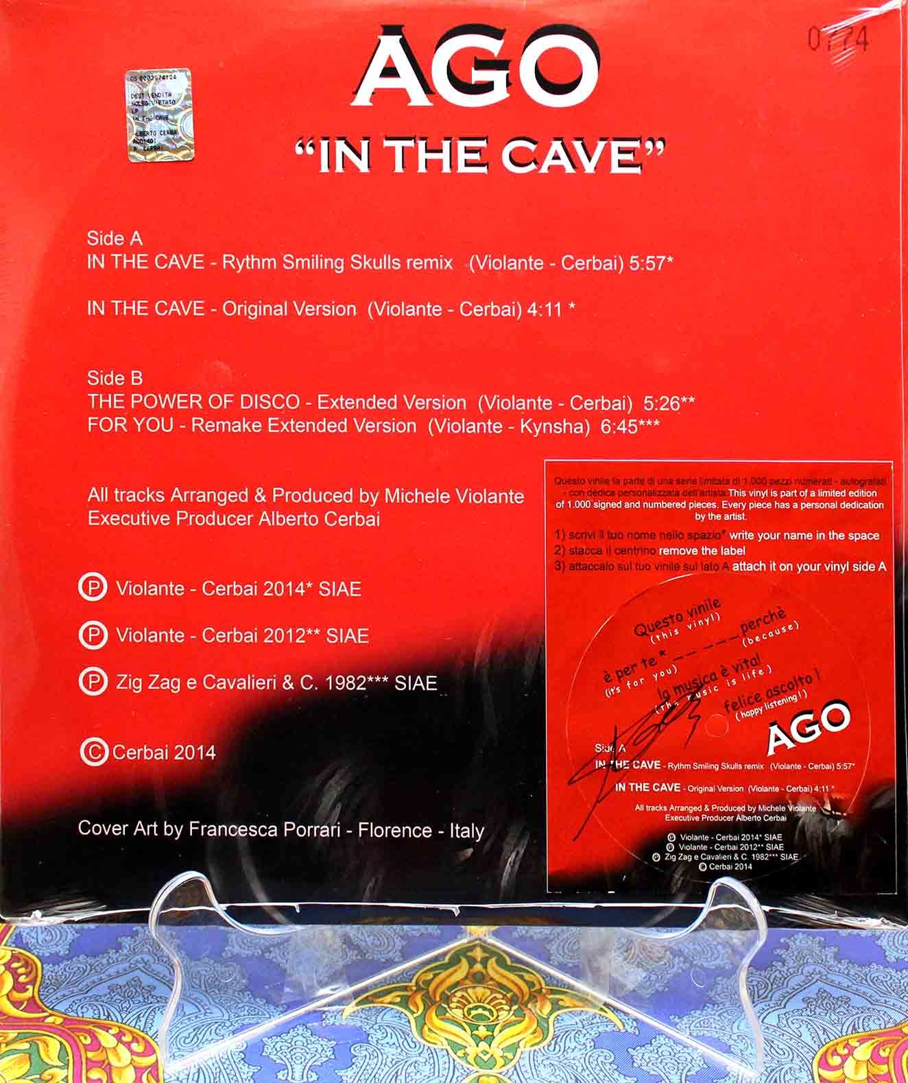 Ago In The Cave 02