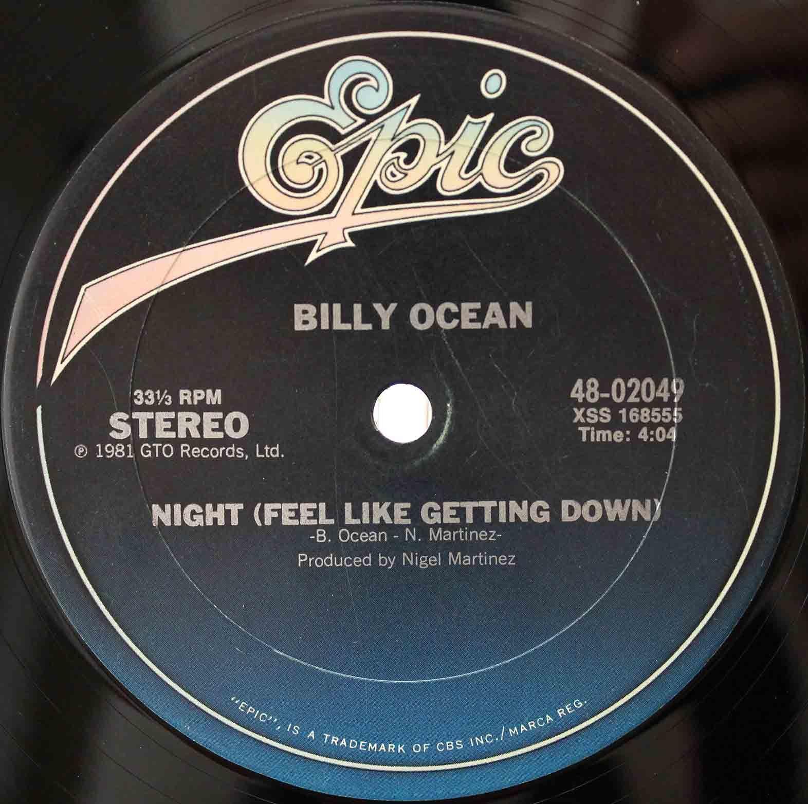 Billy Ocean 12 Stay The Night 04
