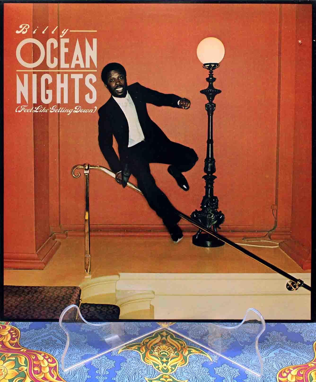 Billy Ocean night lp 01