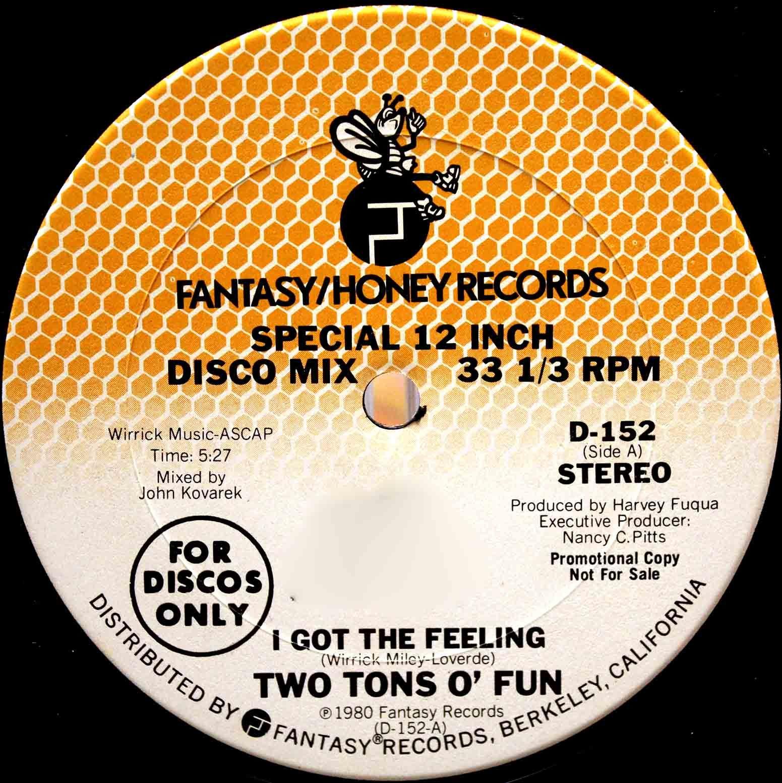 Two Tons O Fun – I Got The Feeling 03