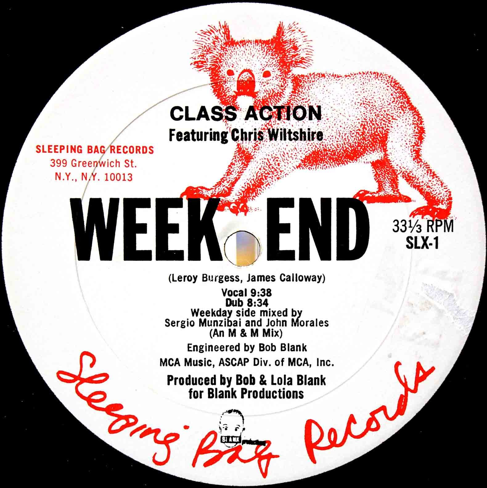 Class Action - Weekend 04