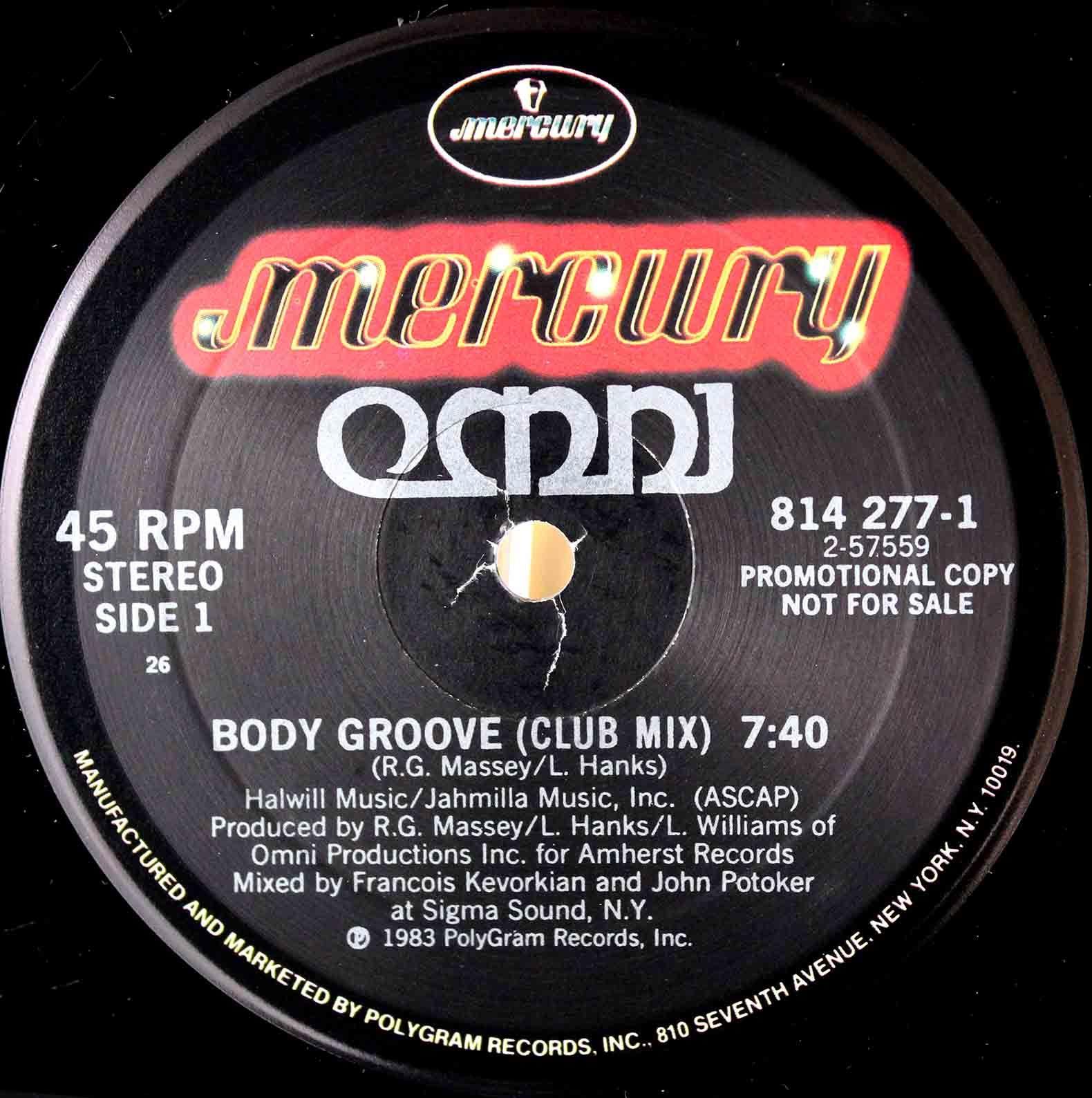 Omni - Body Groove 03
