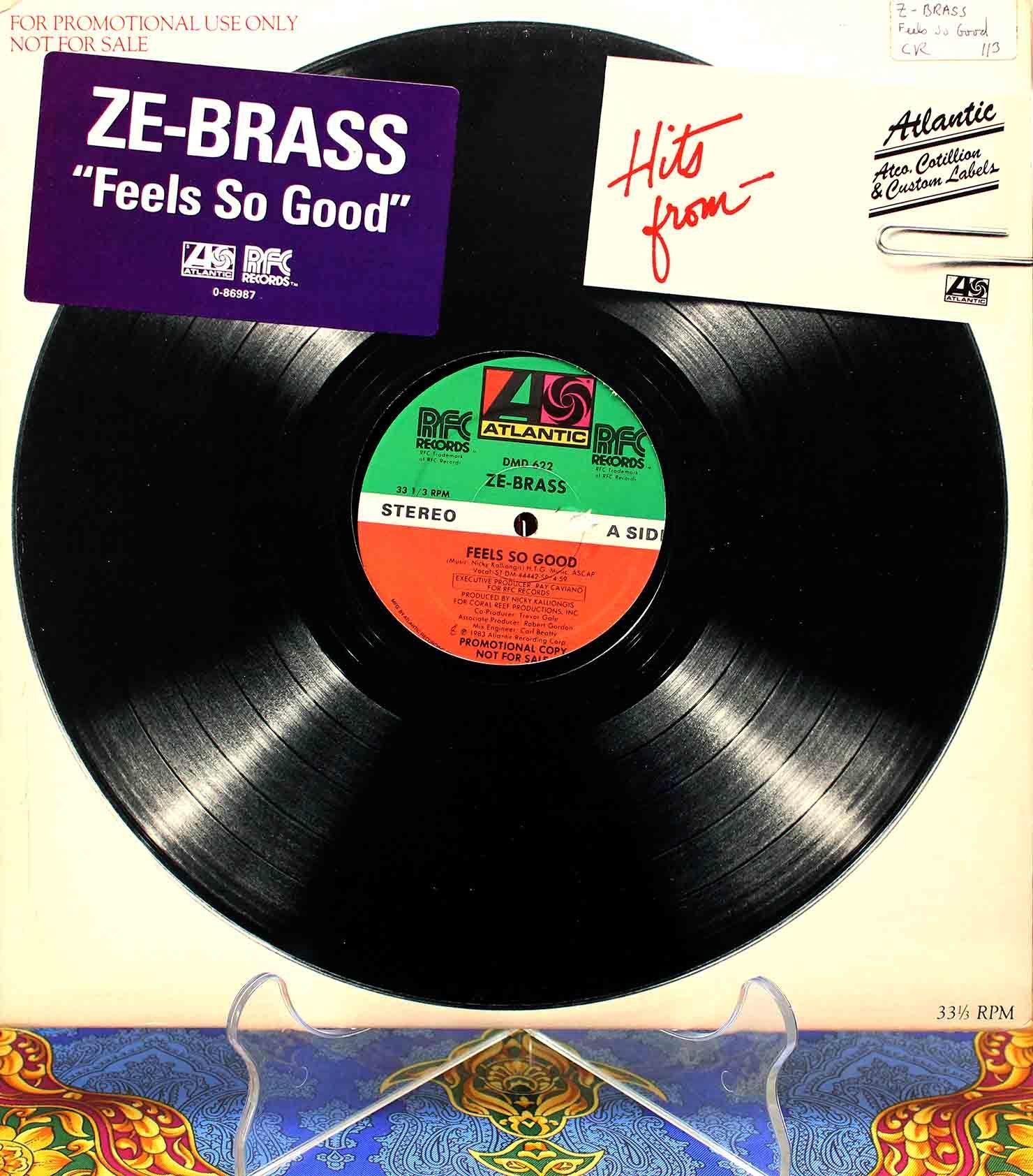 Ze-Brass – Feels So Good 01