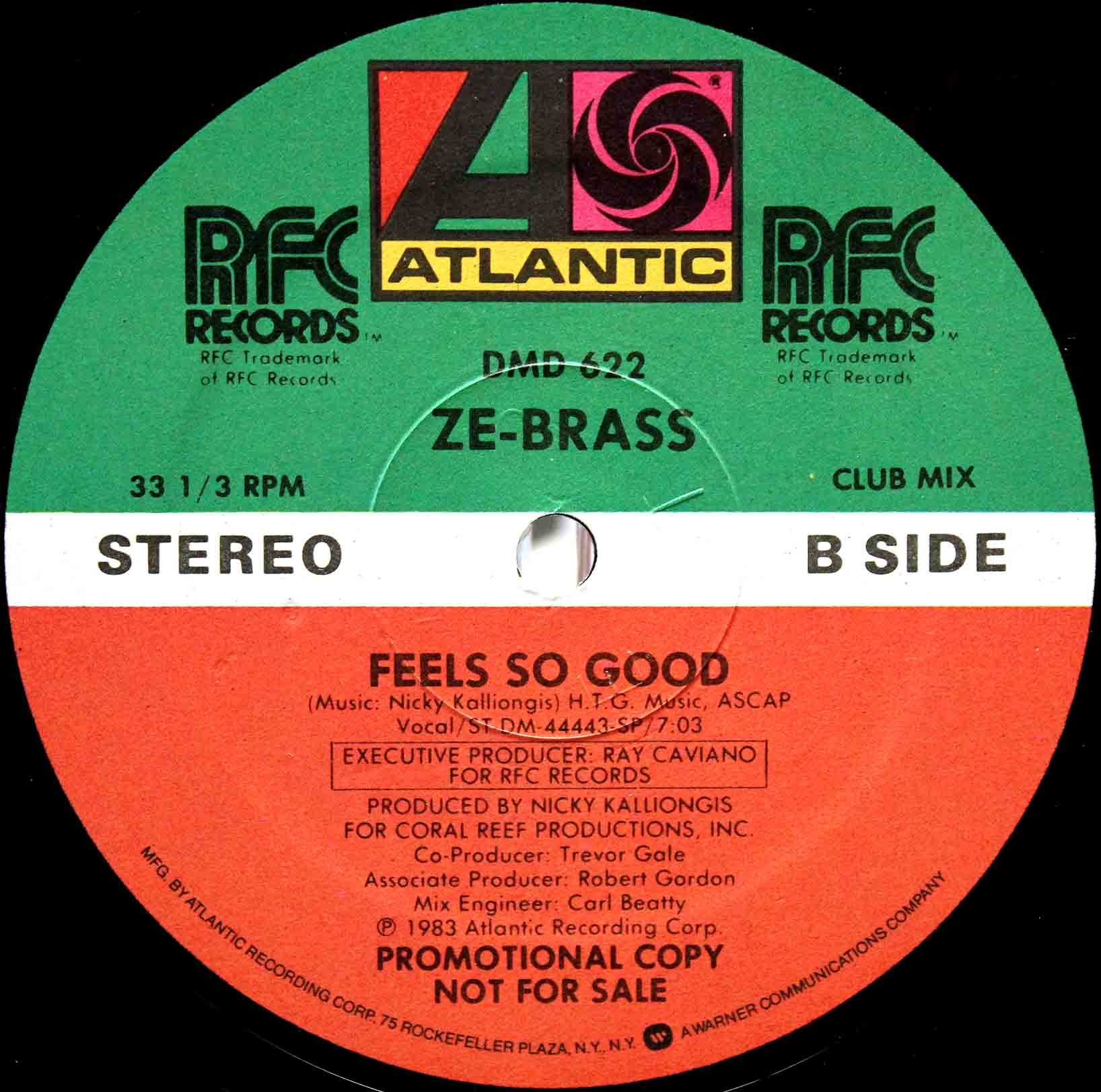 Ze-Brass – Feels So Good 04