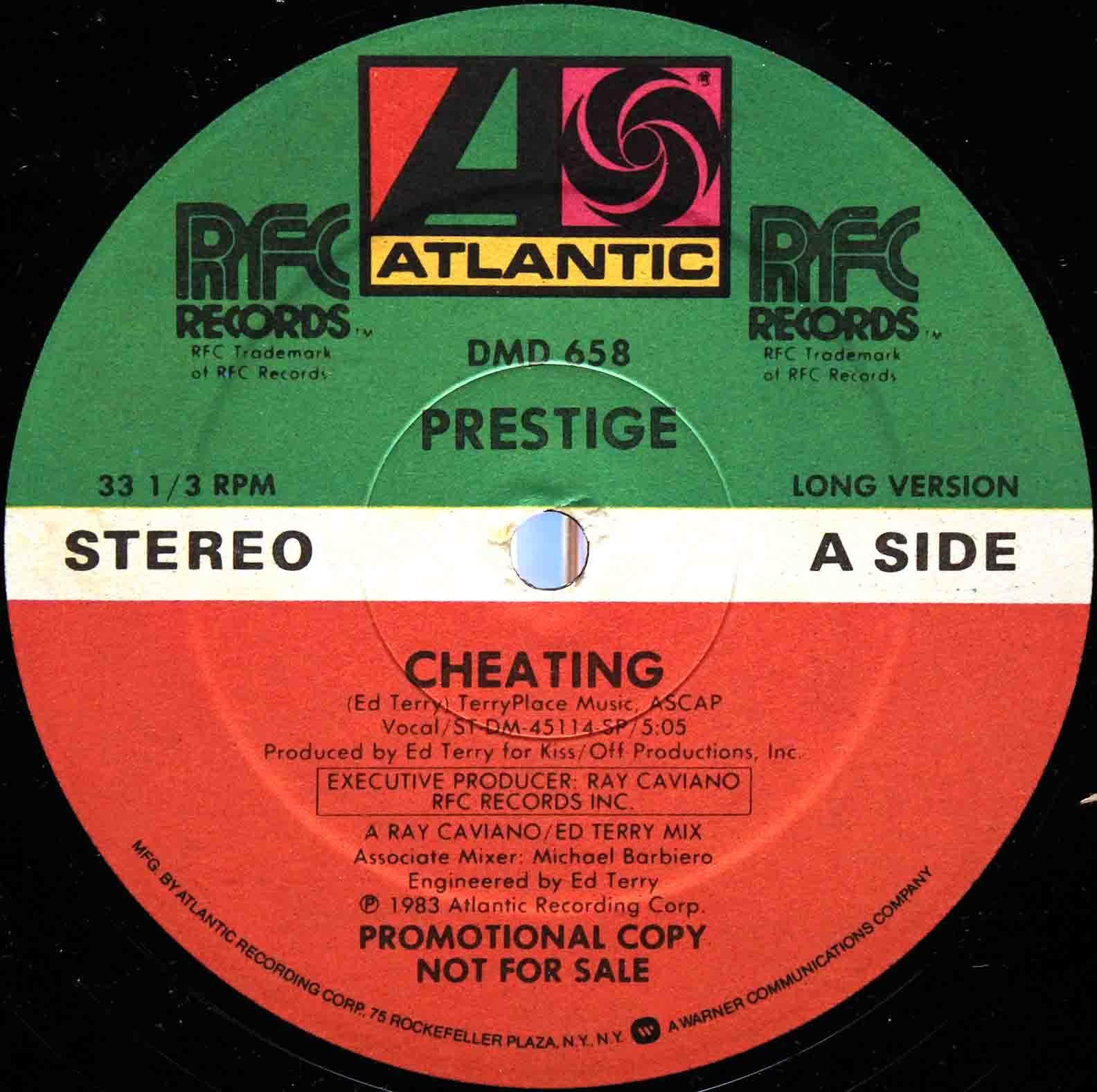 Prestige – Cheating 03