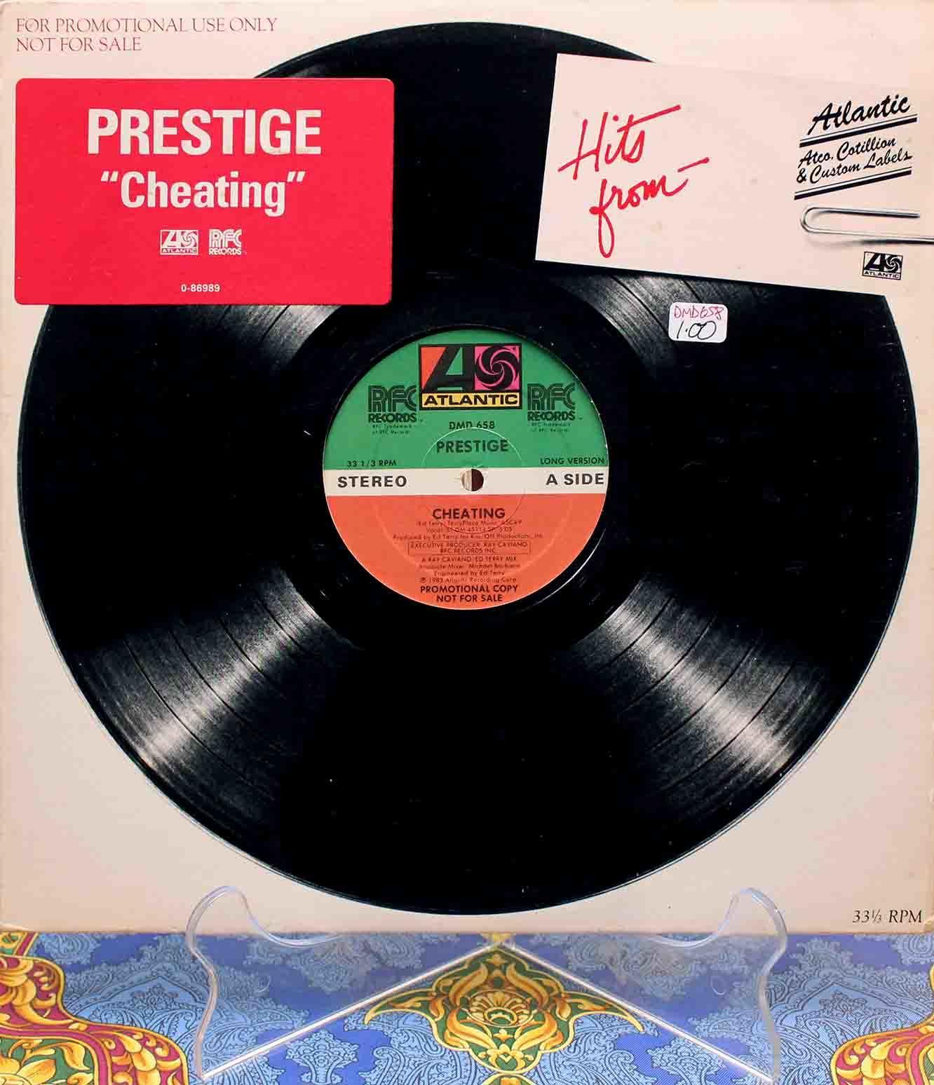 Prestige – Cheating 01