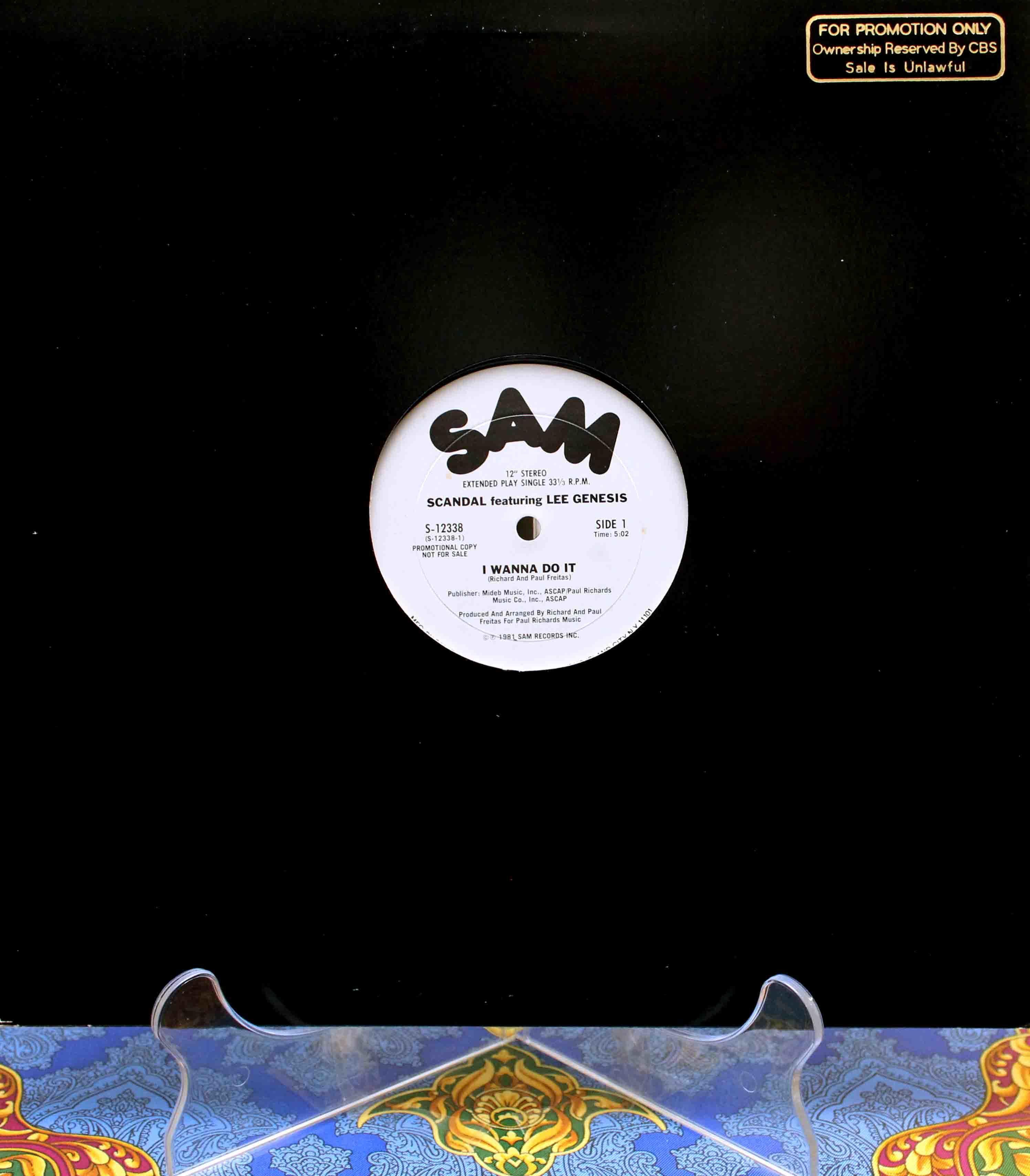Scandal Featuring Lee Genesis 01