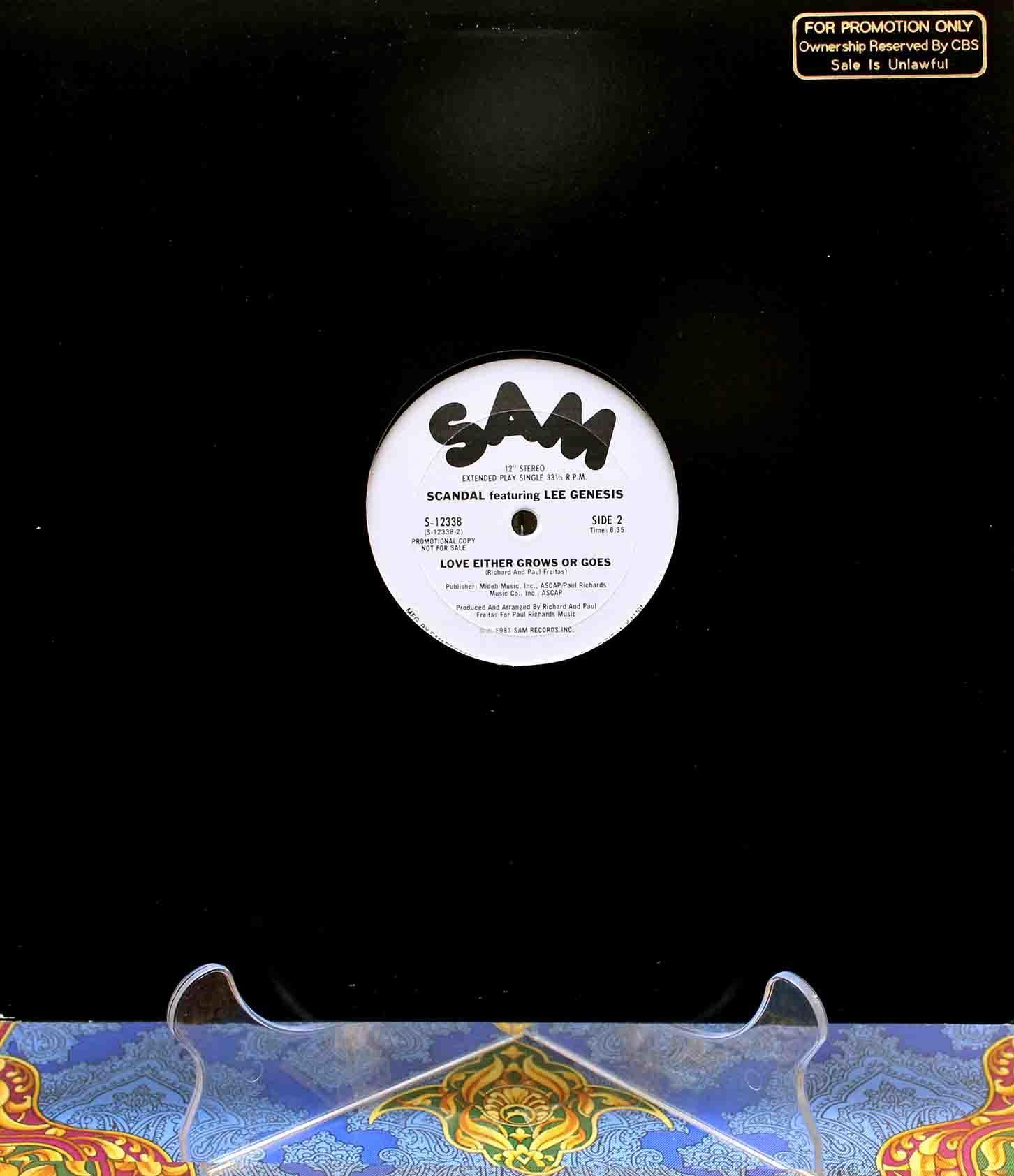 Scandal Featuring Lee Genesis 02