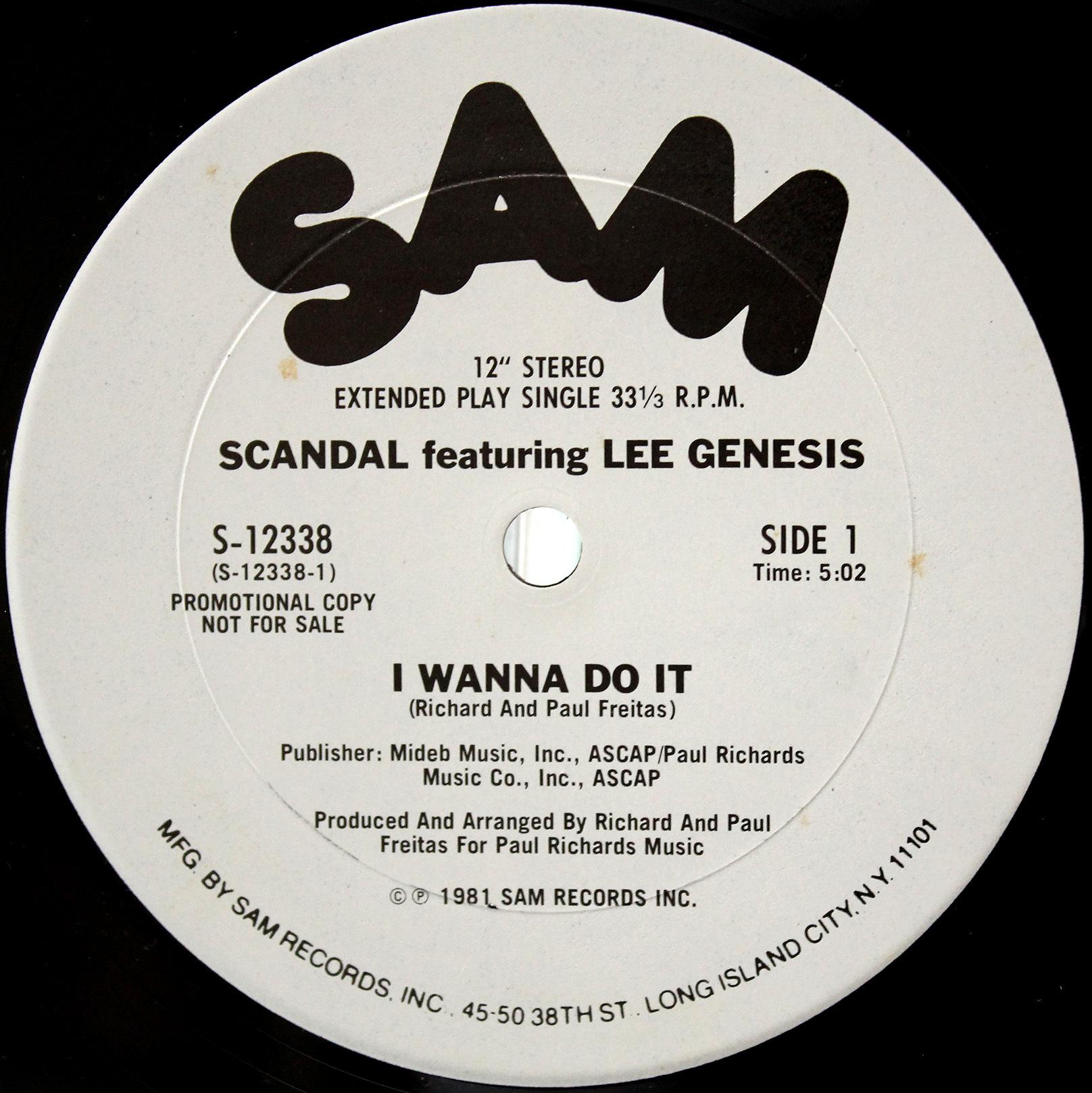 Scandal Featuring Lee Genesis 03