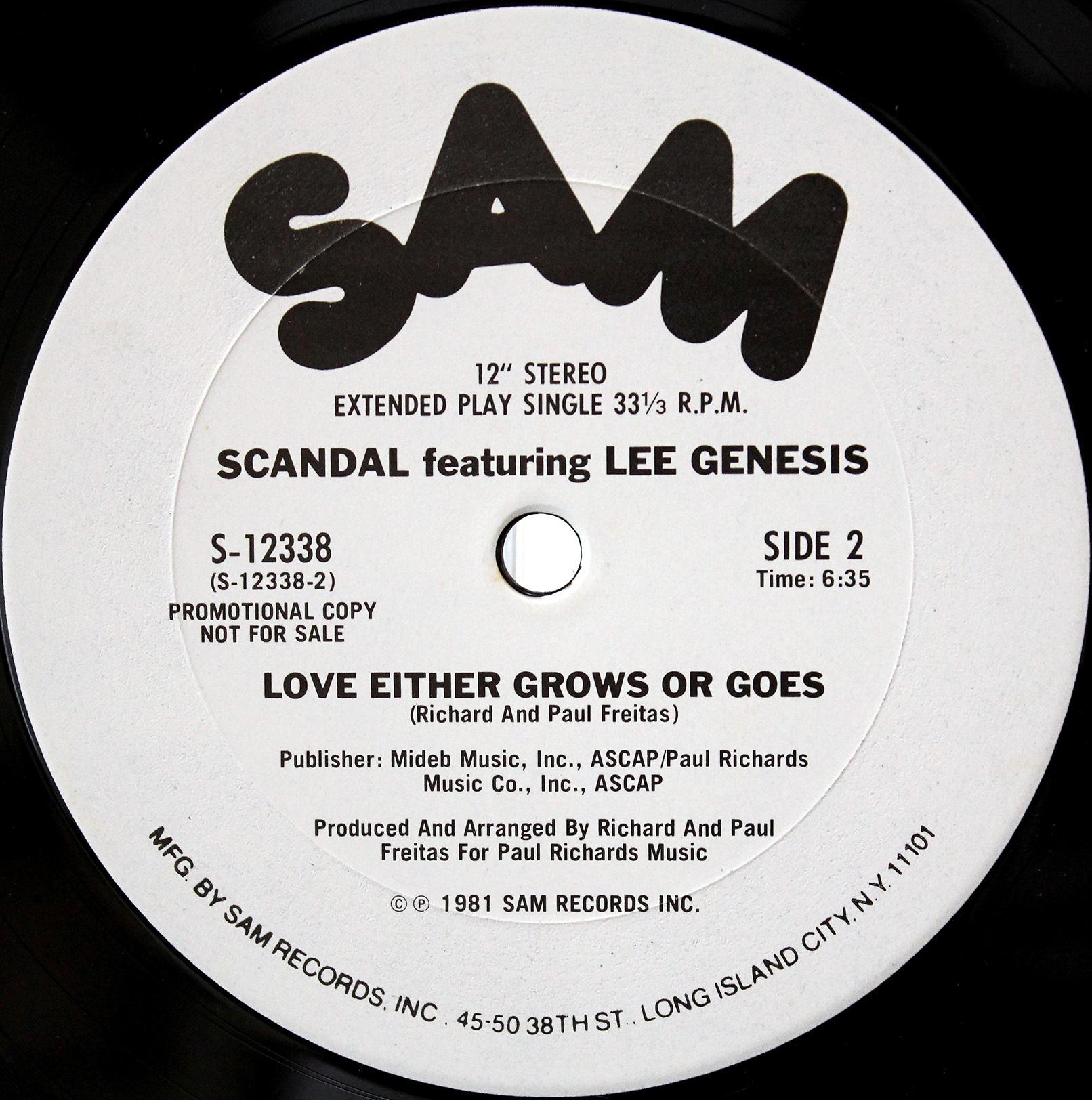 Scandal Featuring Lee Genesis 04