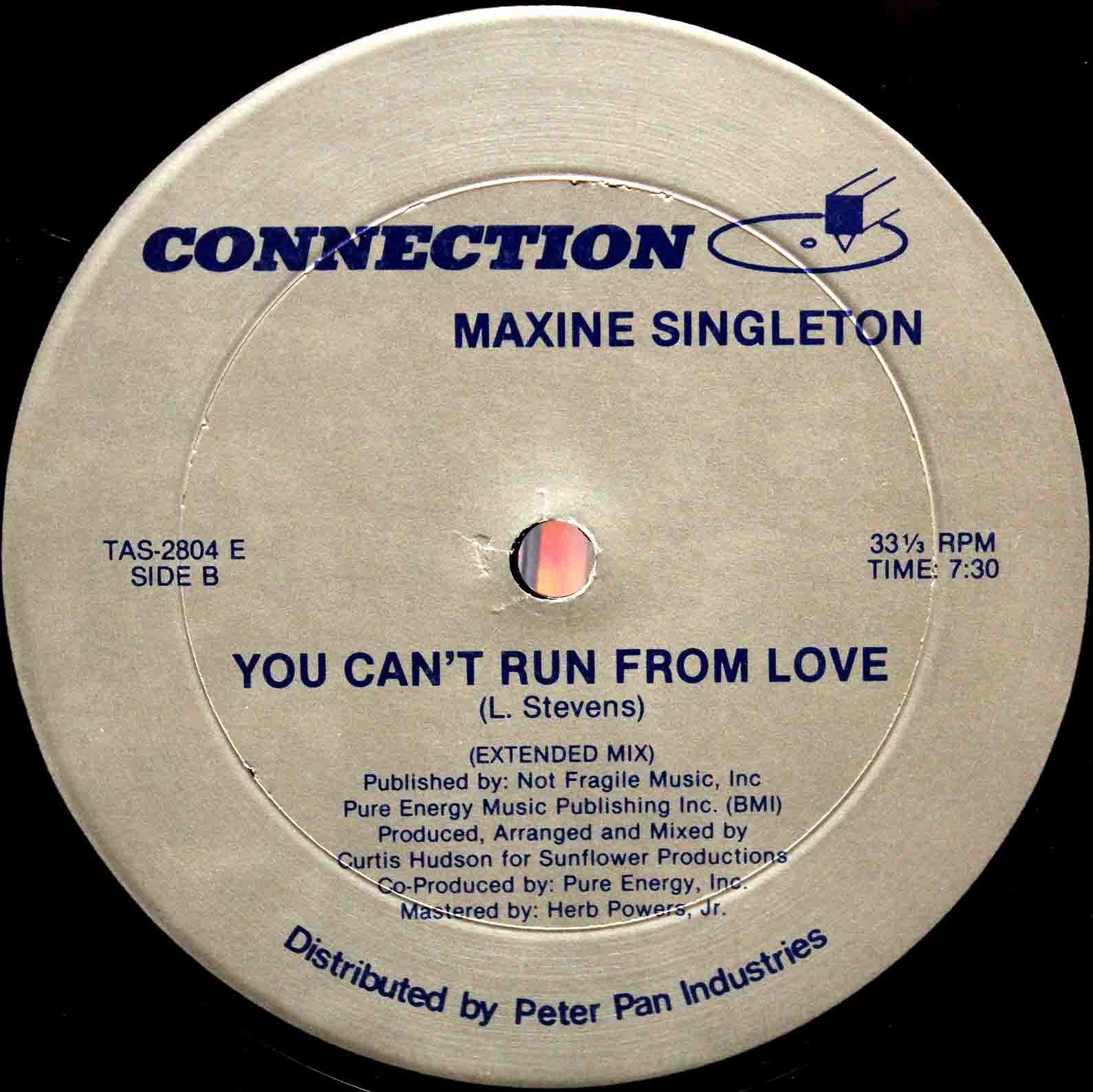 Maxine Singleton – You Cant Run From Love 04