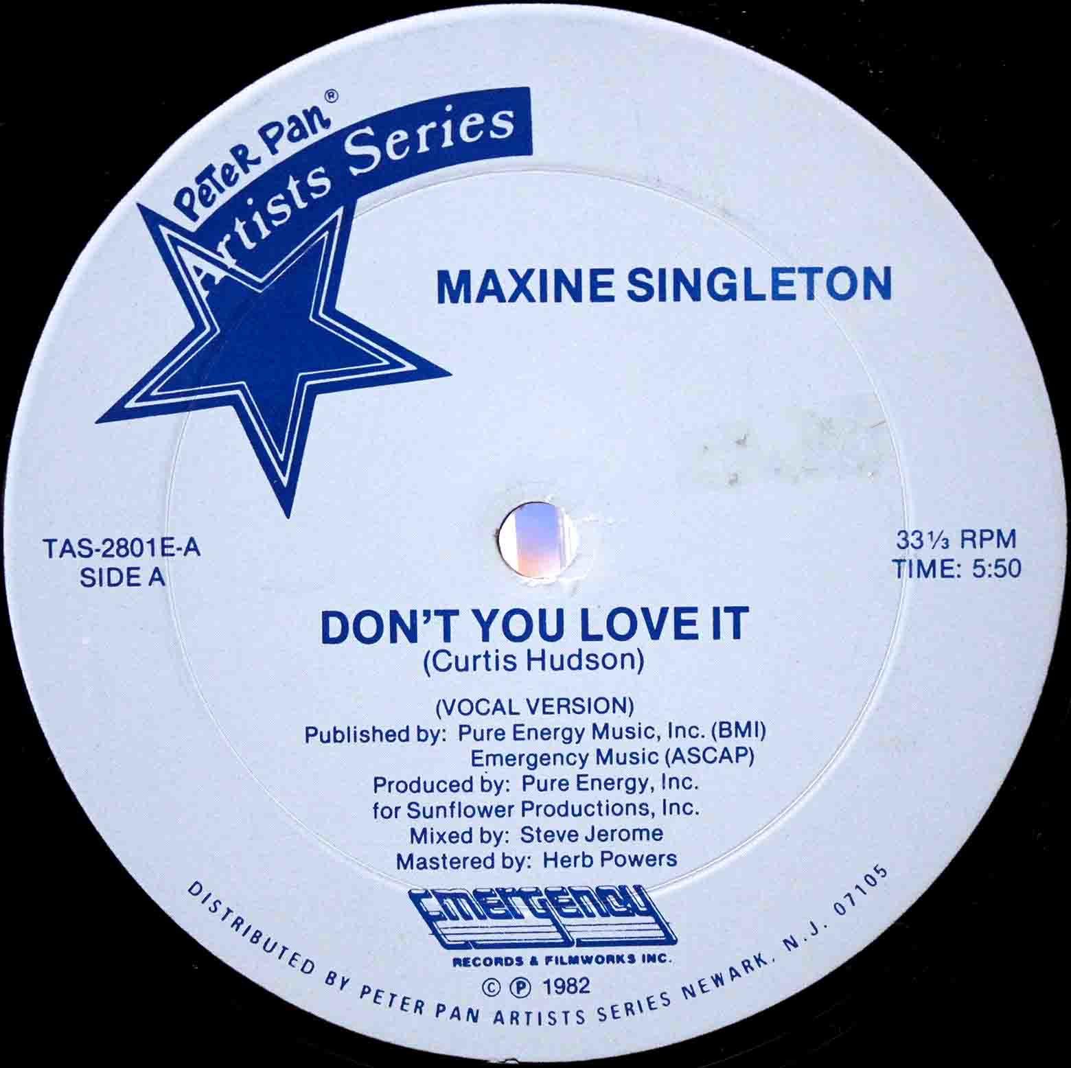 Maxine Singleton Dont You Love It 03