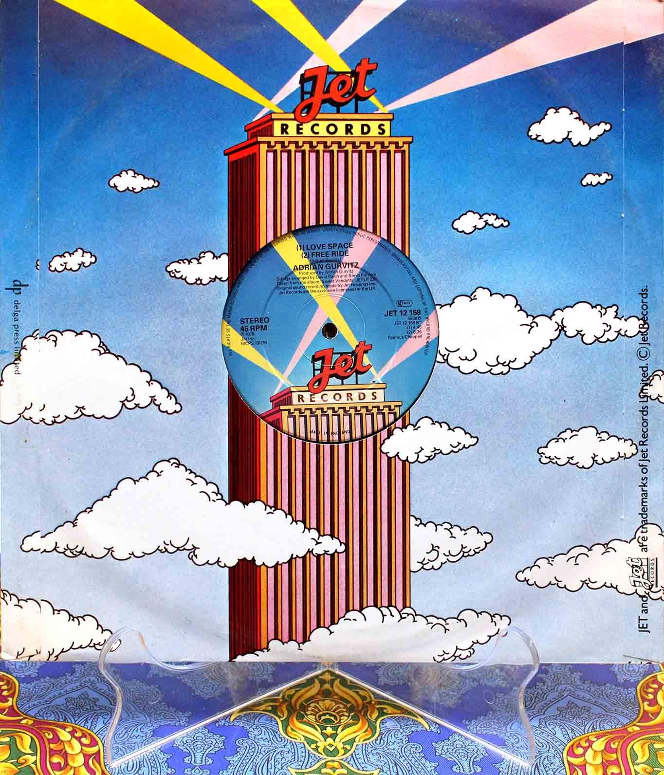 Adrian Gurvitz – Love Space 01