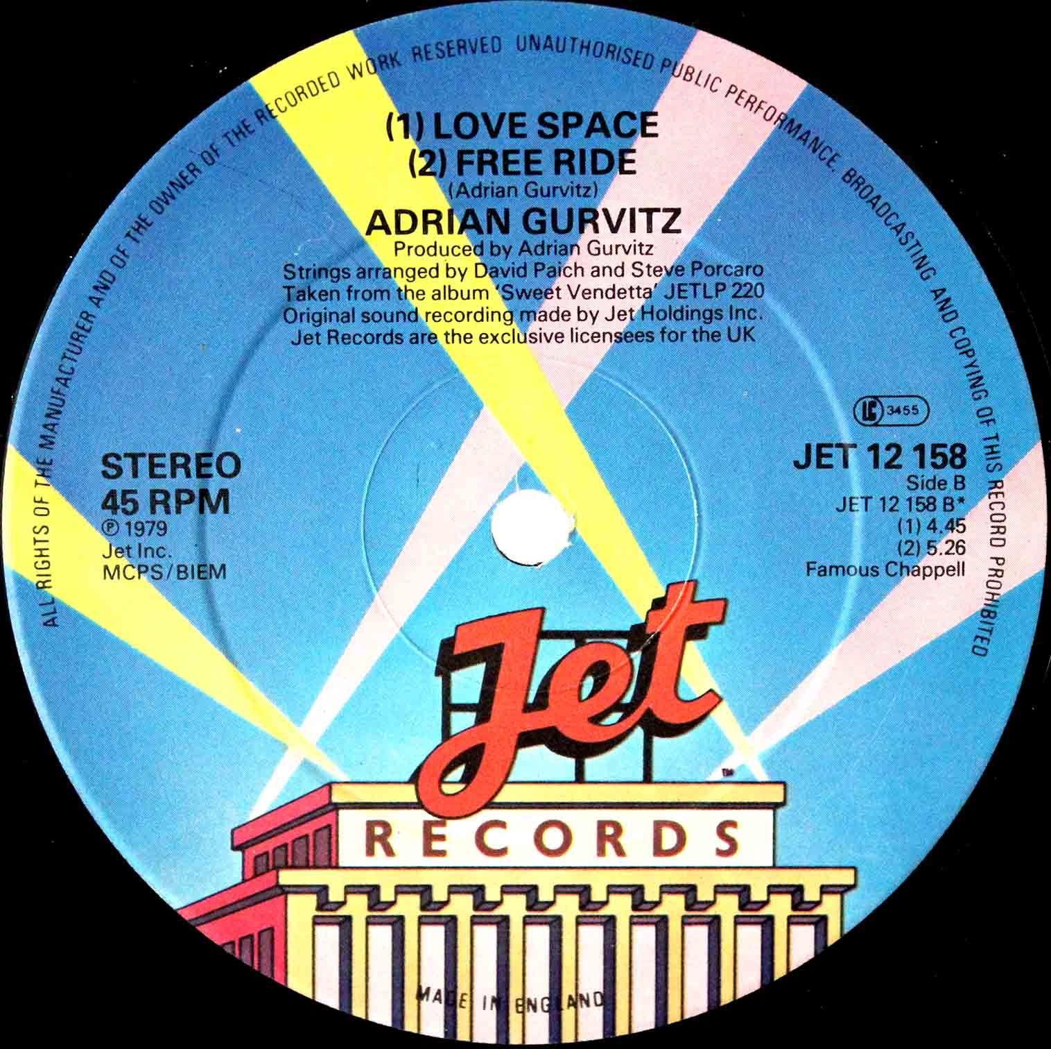 Adrian Gurvitz – Love Space 02