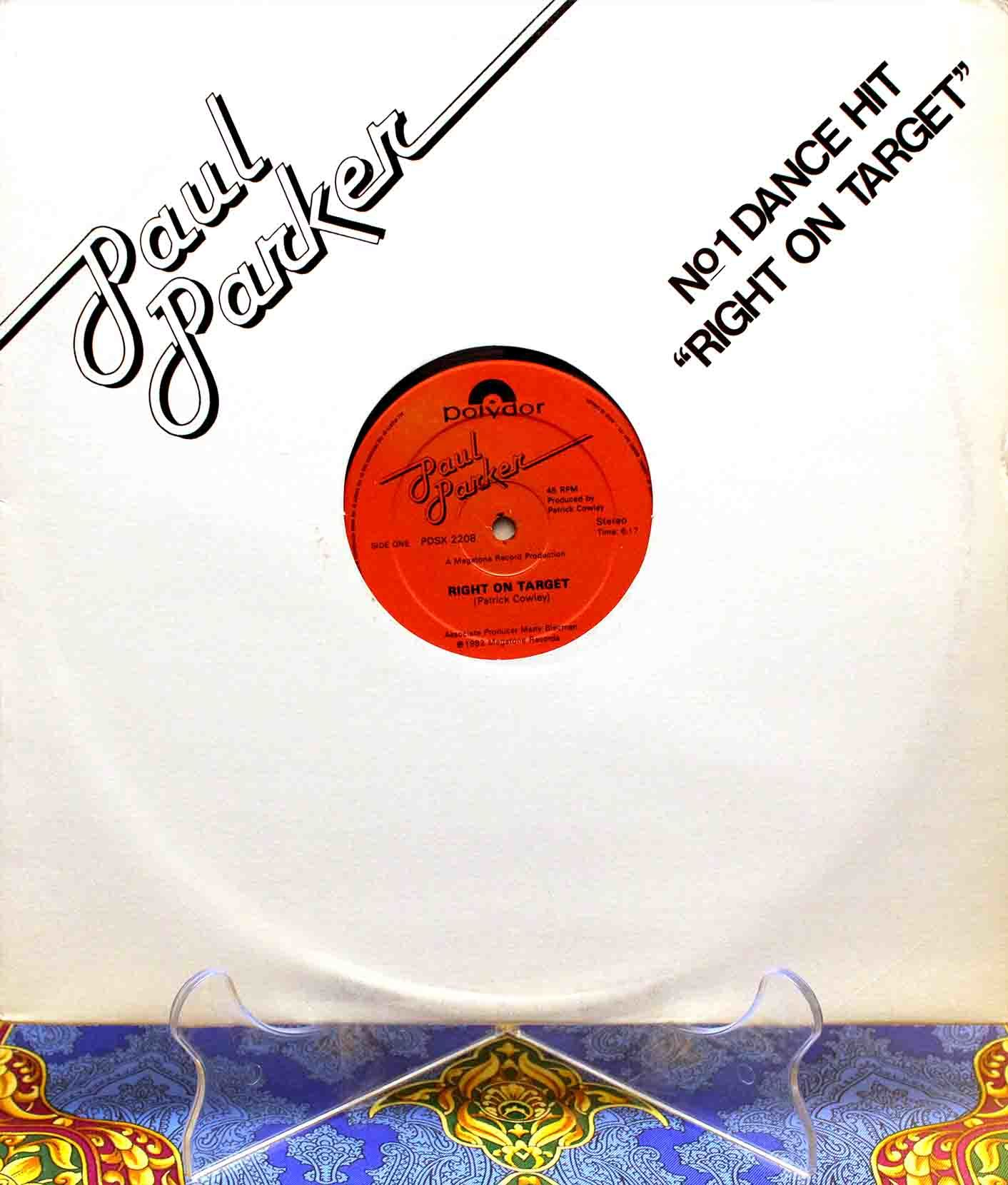 Paul Parker – Right On Target 01