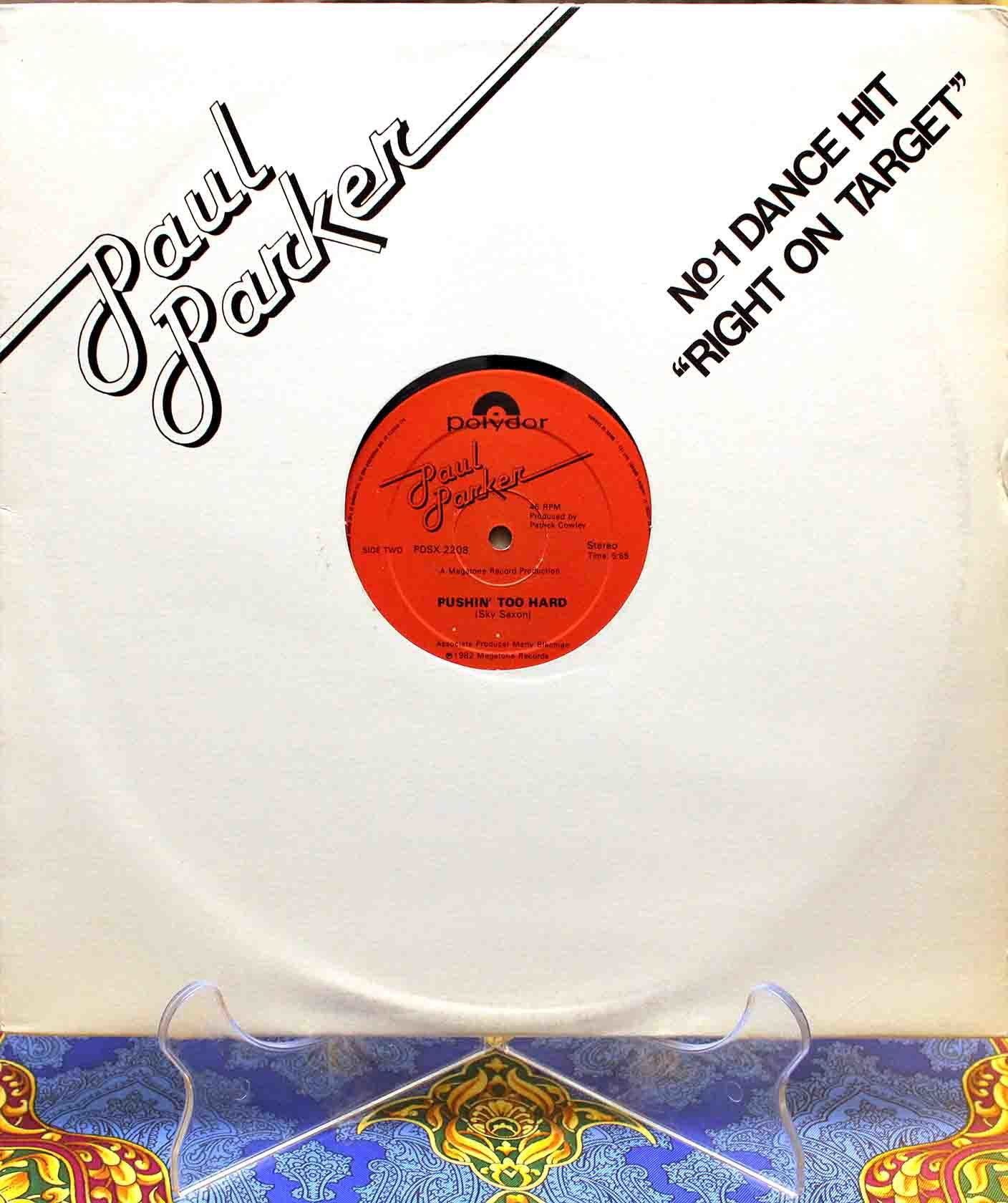 Paul Parker – Right On Target 02