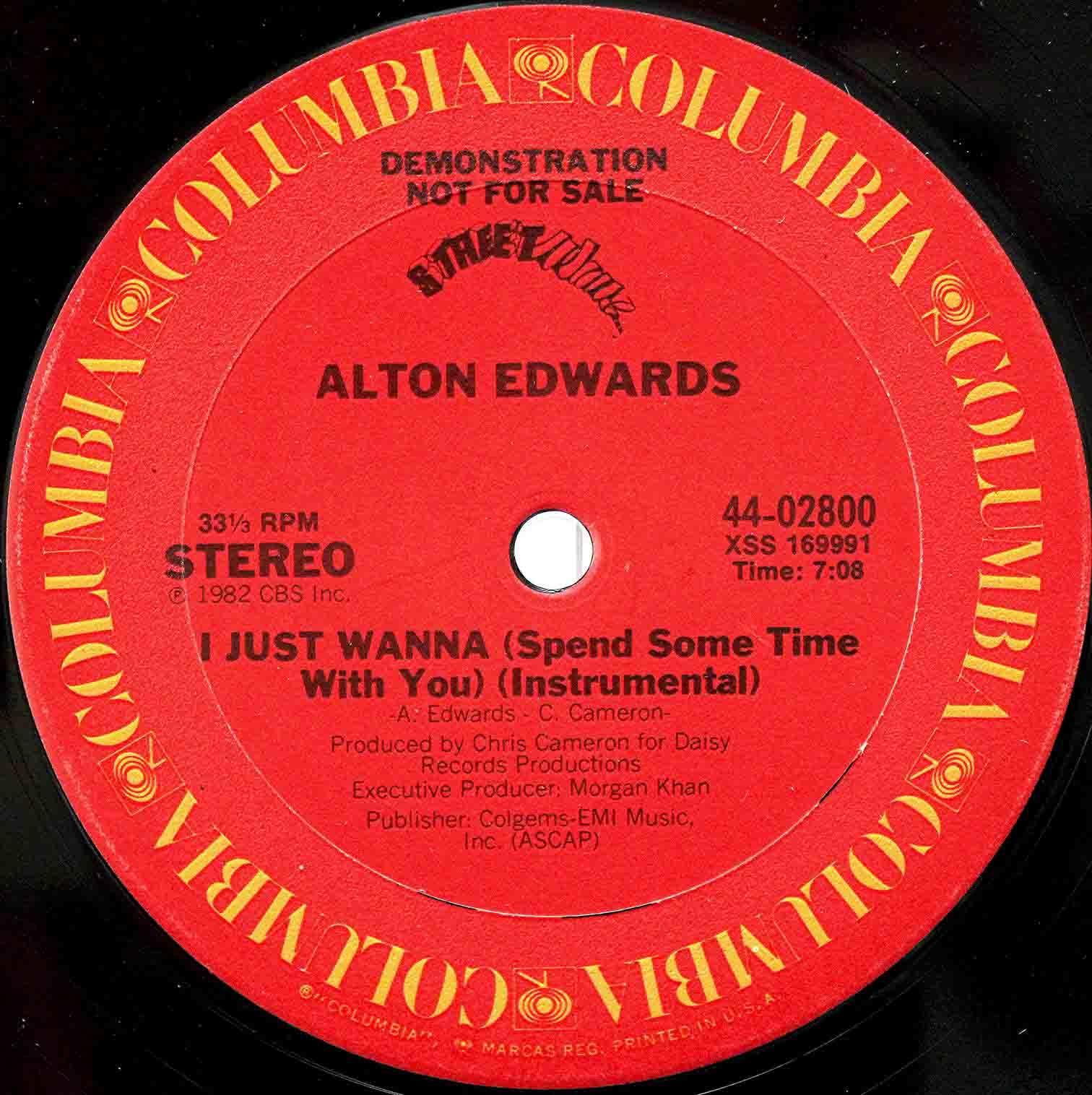 Alton Edwards  I Just Wanna 03