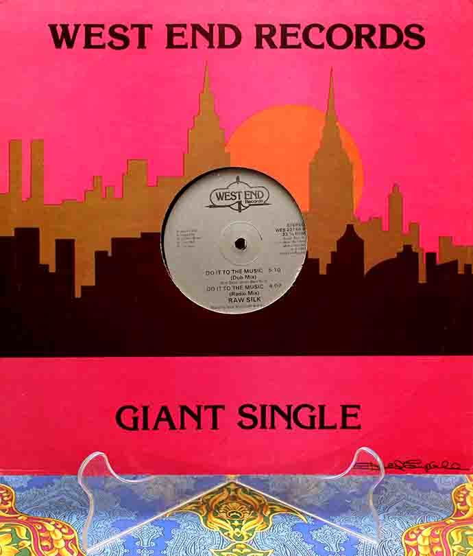 Raw Silk – Do It To The Music 01