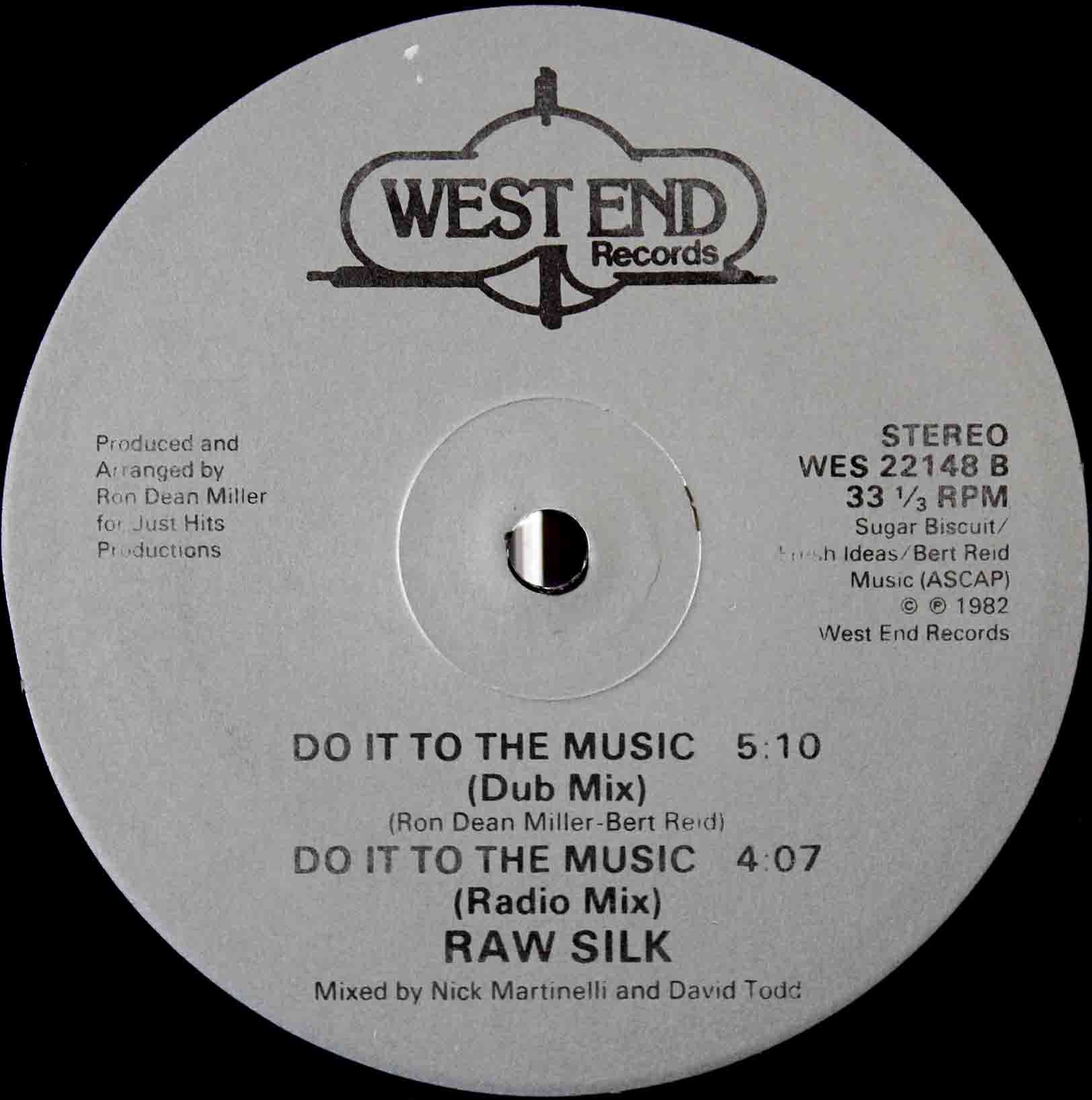 Raw Silk – Do It To The Music 04