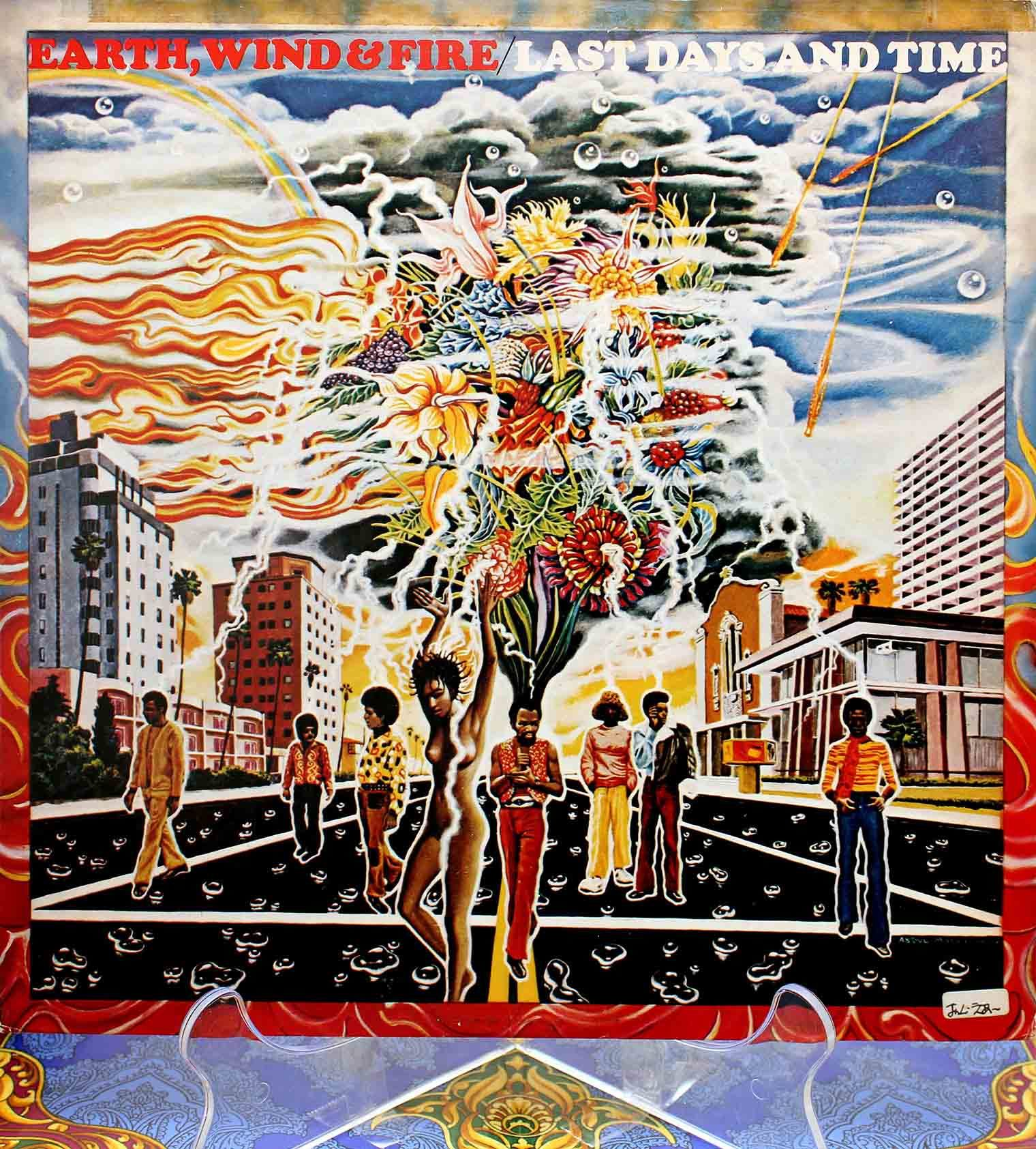 Earth, Wind Fire - Last Days And Time 01