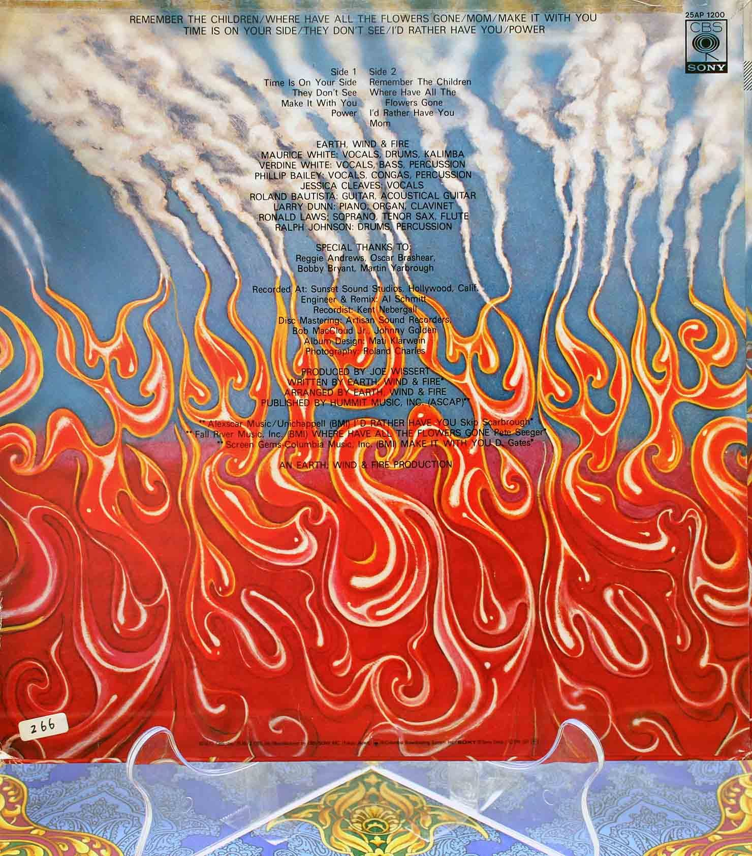 Earth, Wind Fire - Last Days And Time 02