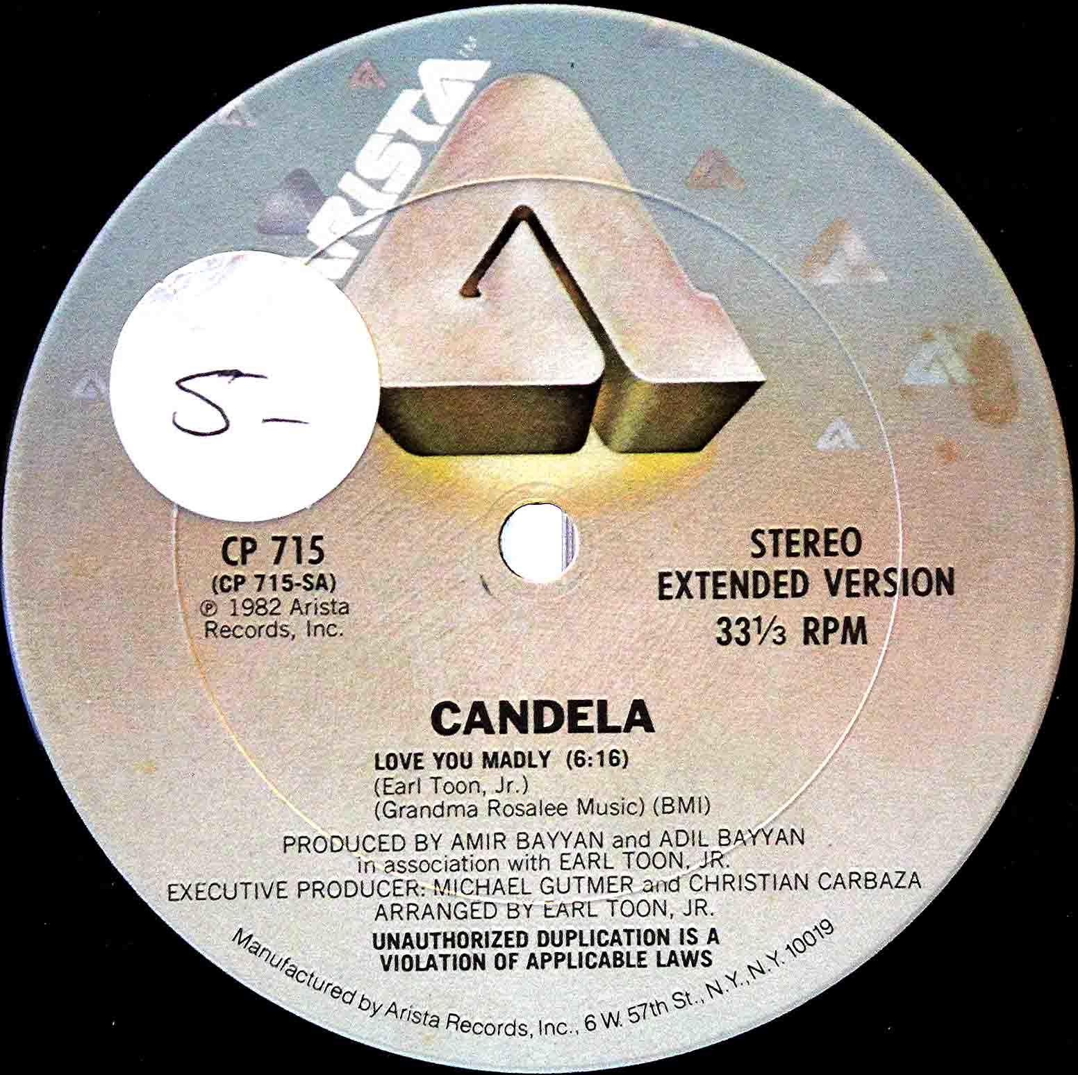 Candela - Love You Madly 02