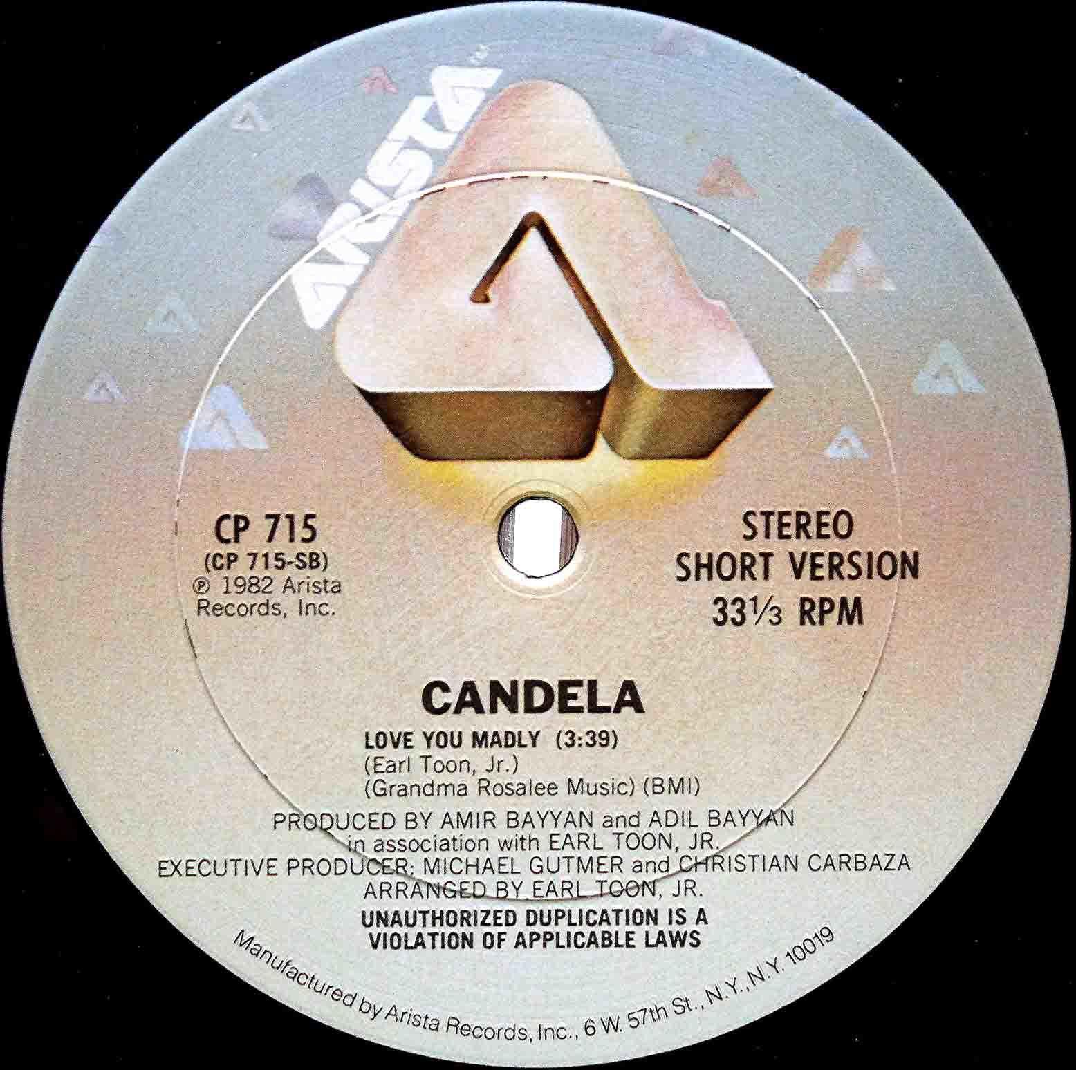 Candela - Love You Madly 03
