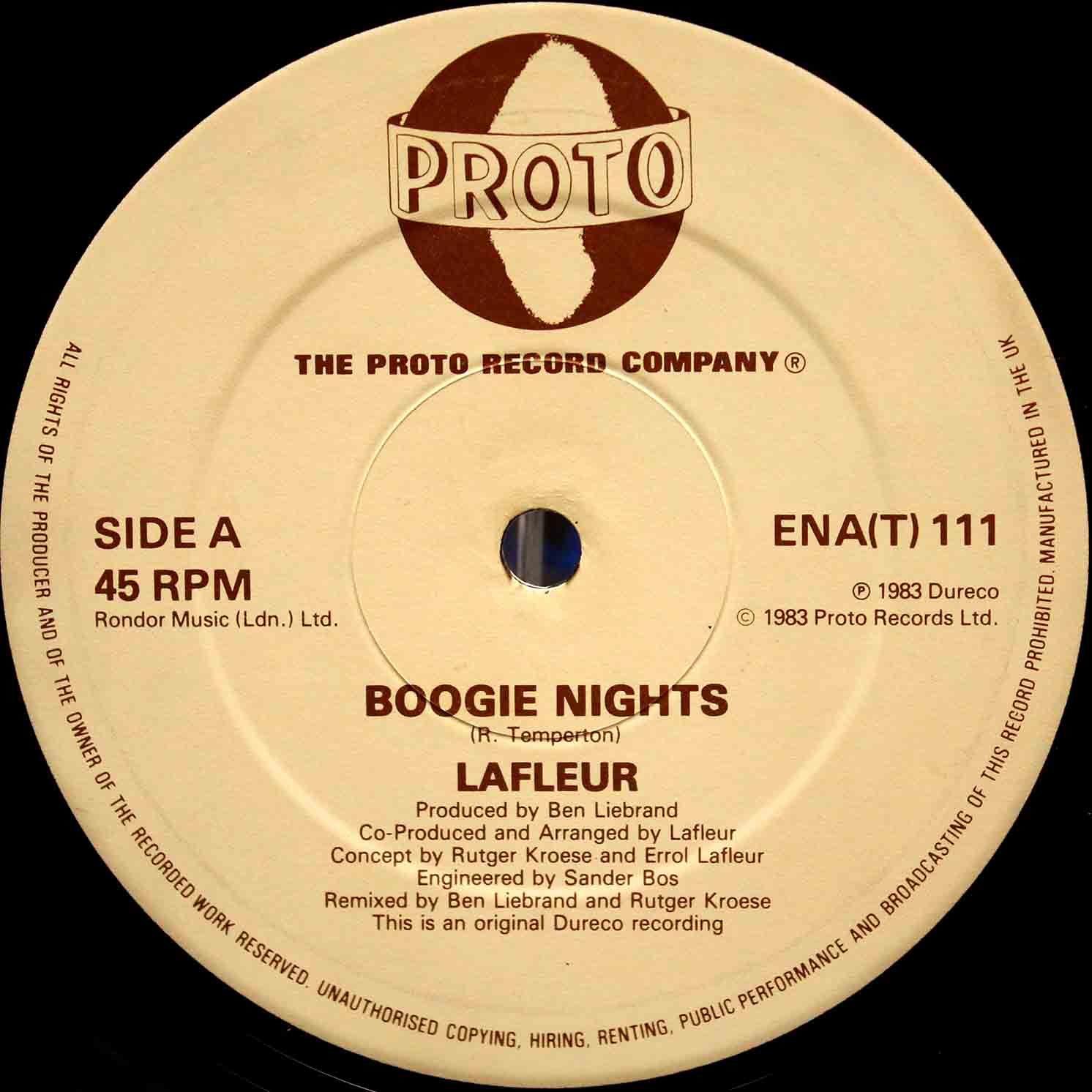 Lafleur – Boogie Nights 03