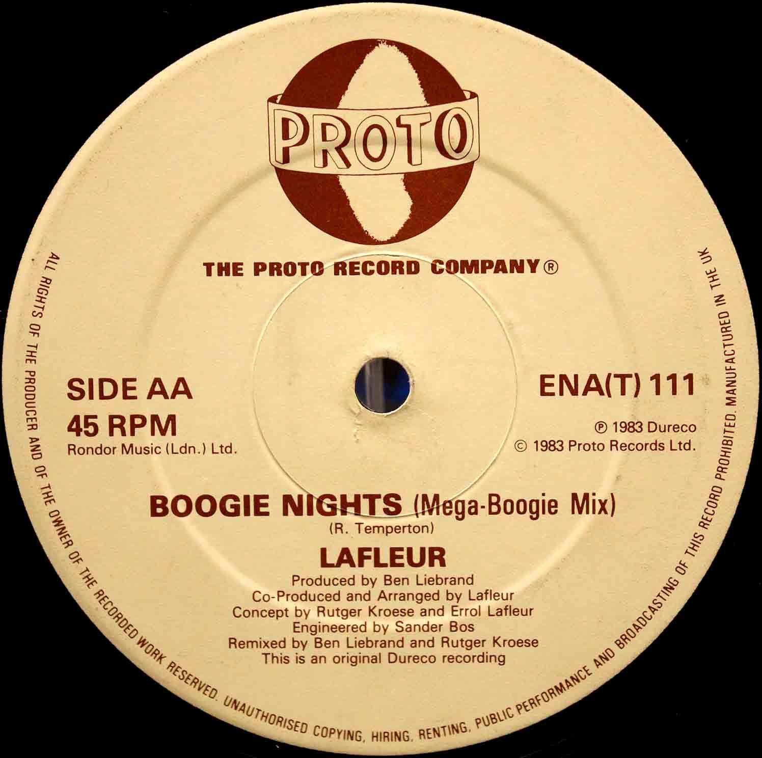 Lafleur – Boogie Nights 04