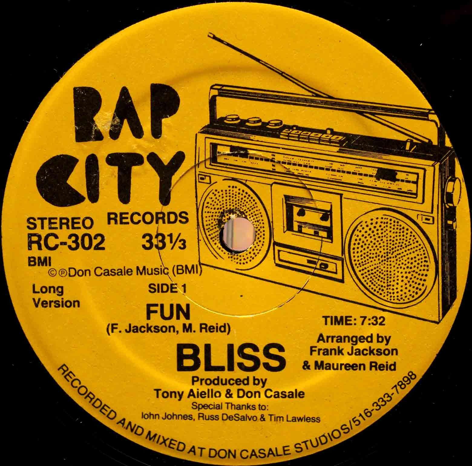 Bliss - Fun 03