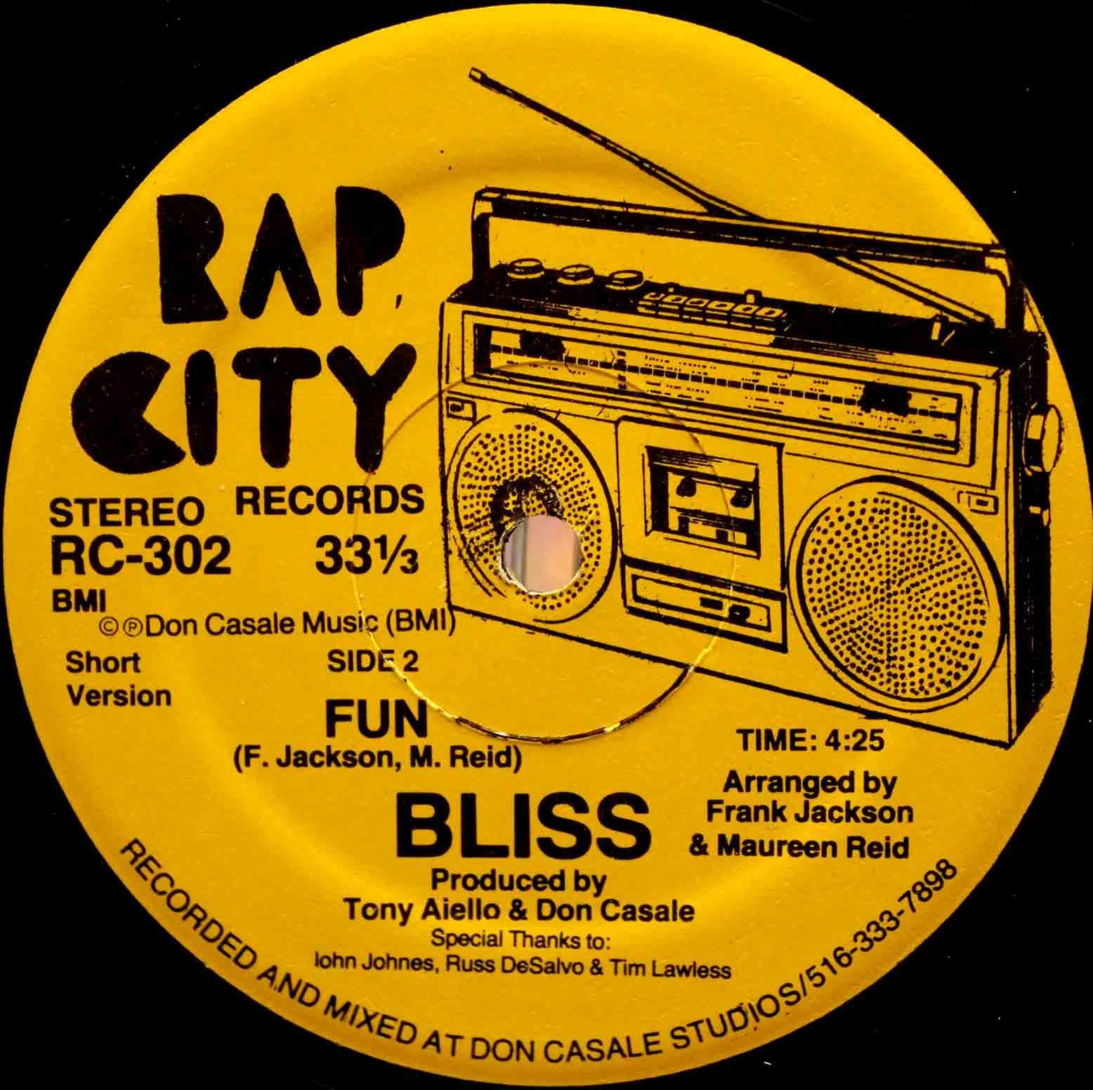 Bliss - Fun 04