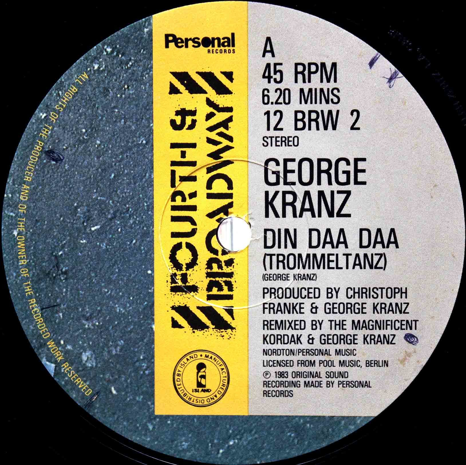 George Kranz – Din Daa Daa 03