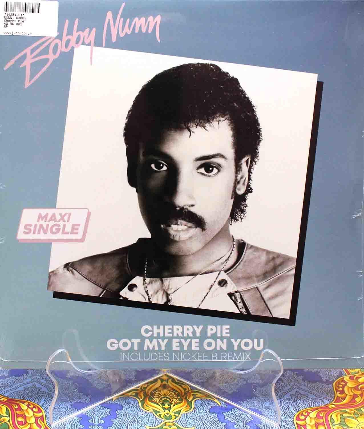 Bobby Nunn – Cherry Pie 01