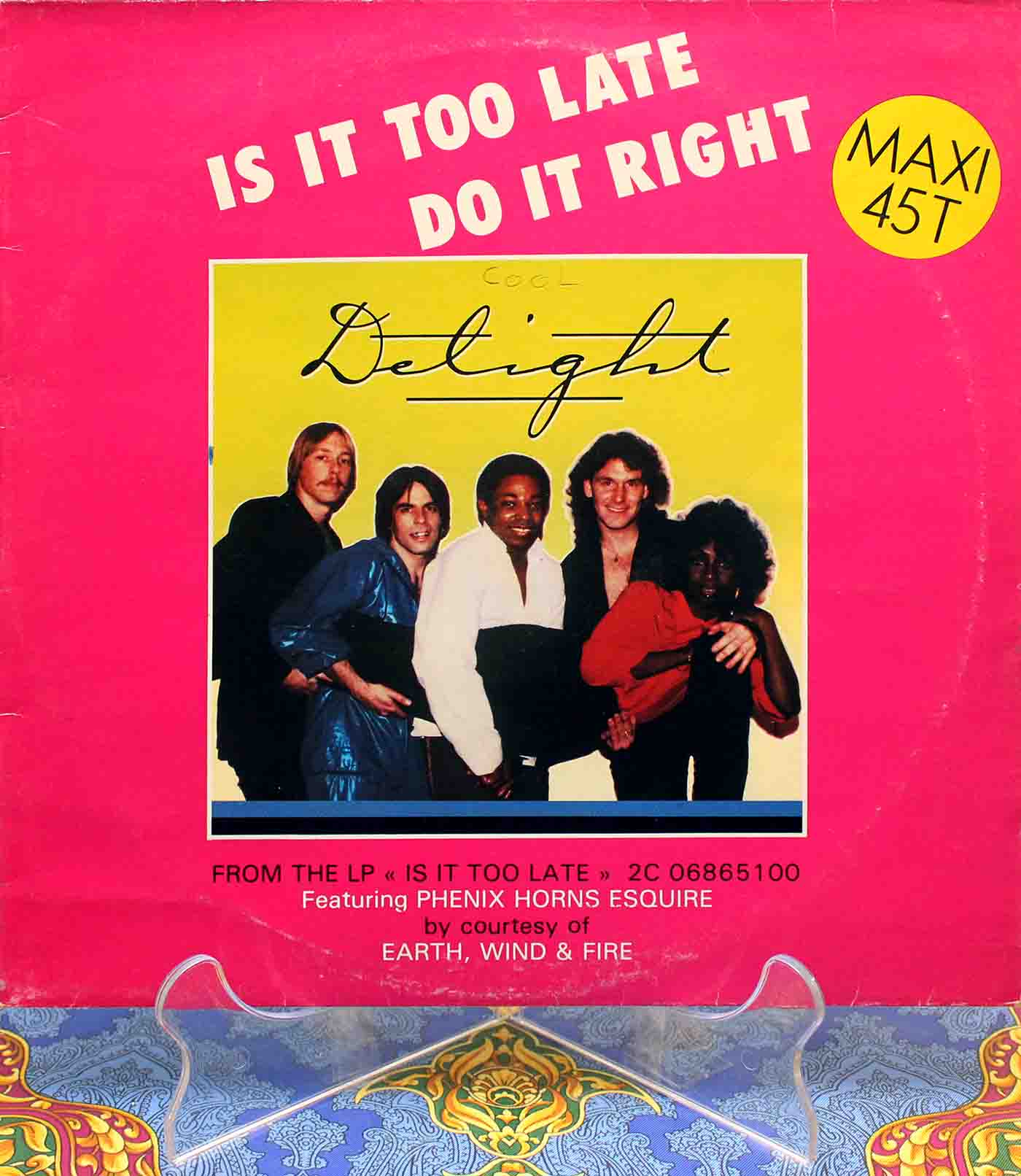 Delight – Is It Too Late 01