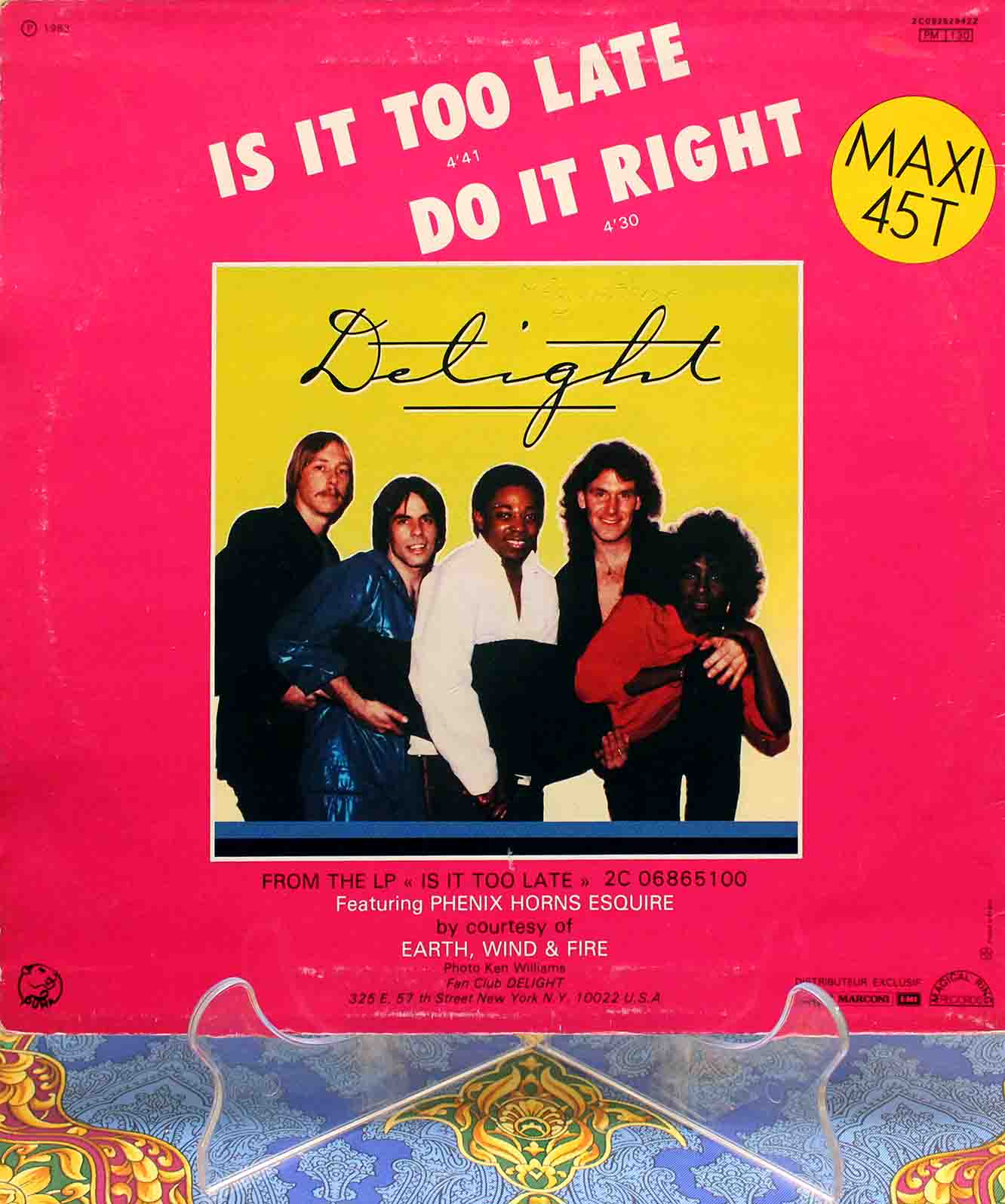 Delight – Is It Too Late 02