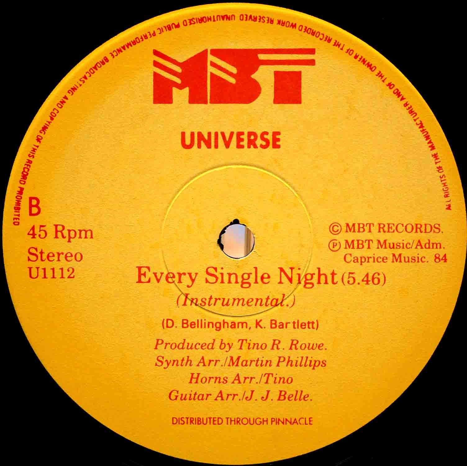 Universe Every Single Night 04