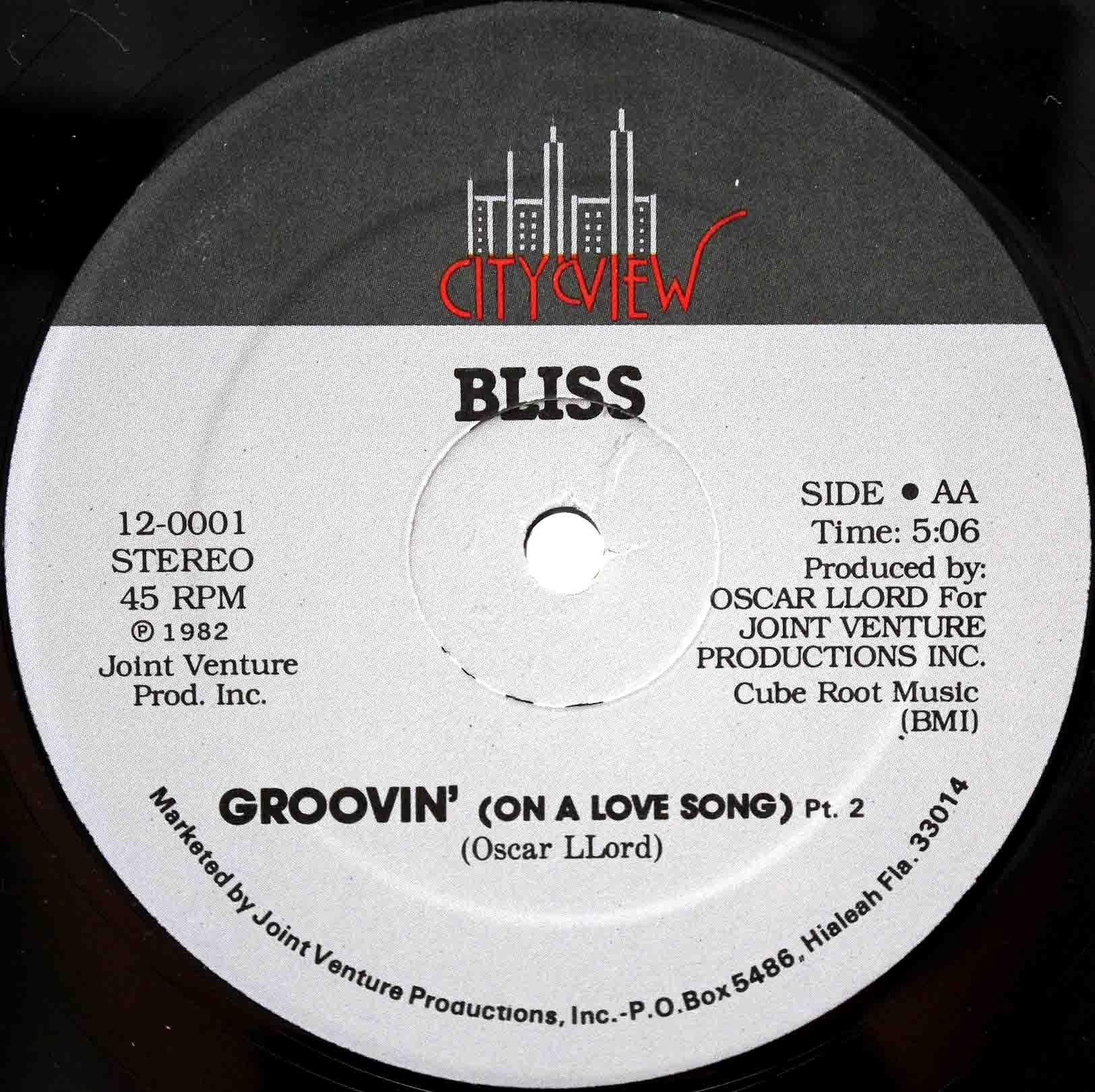 Bliss Grovin 04