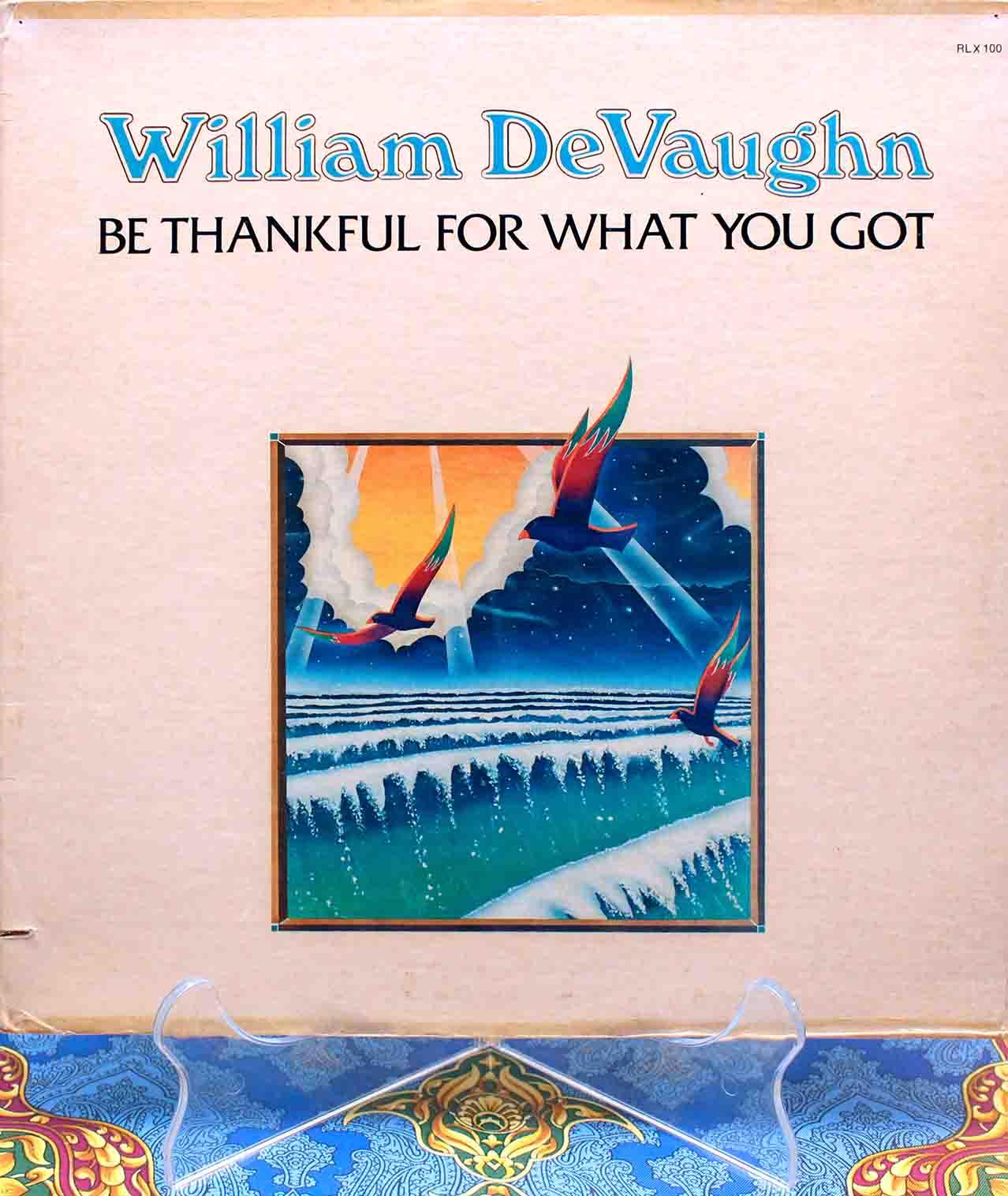 william devaughn LP 01