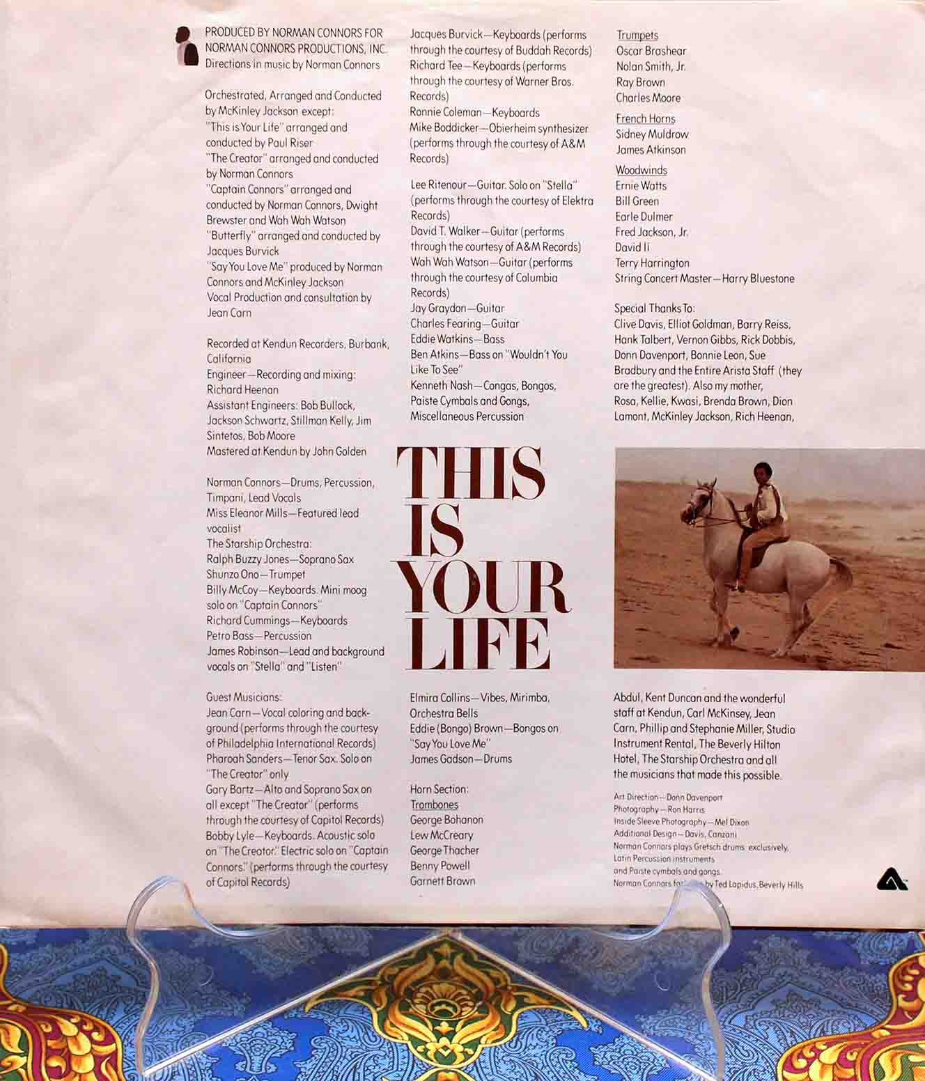 Norman Connors This Is Your Life 03