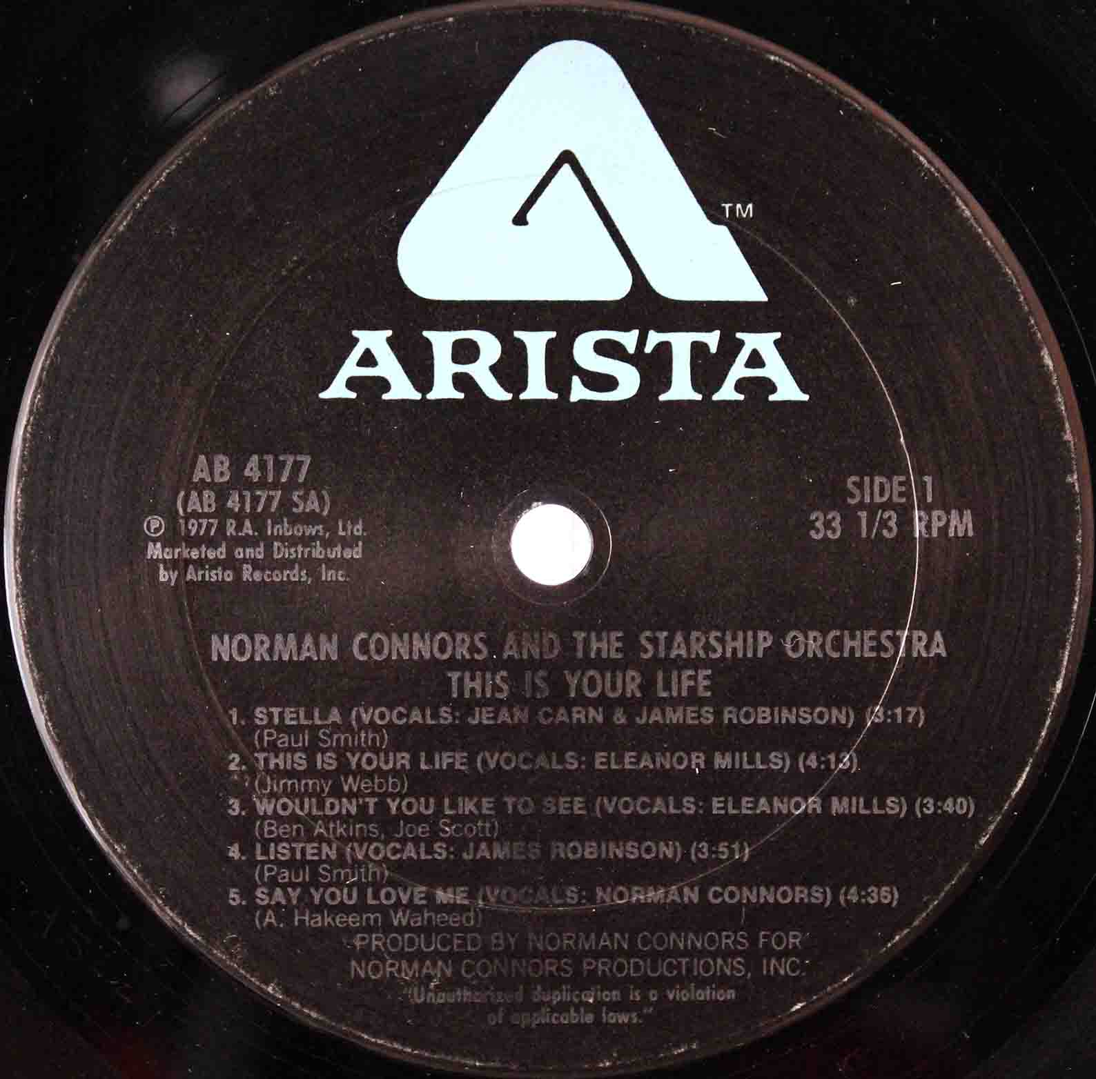 Norman Connors This Is Your Life 05