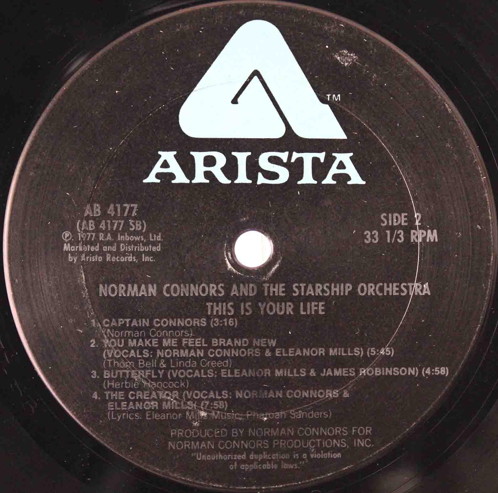 Norman Connors This Is Your Life 06