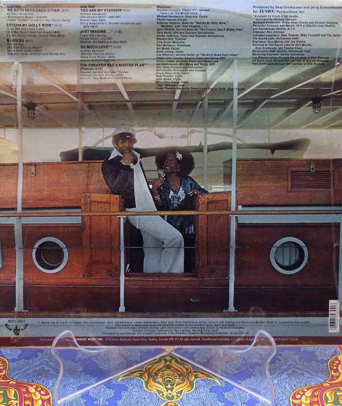 Norman Connors You Are My Starship 02