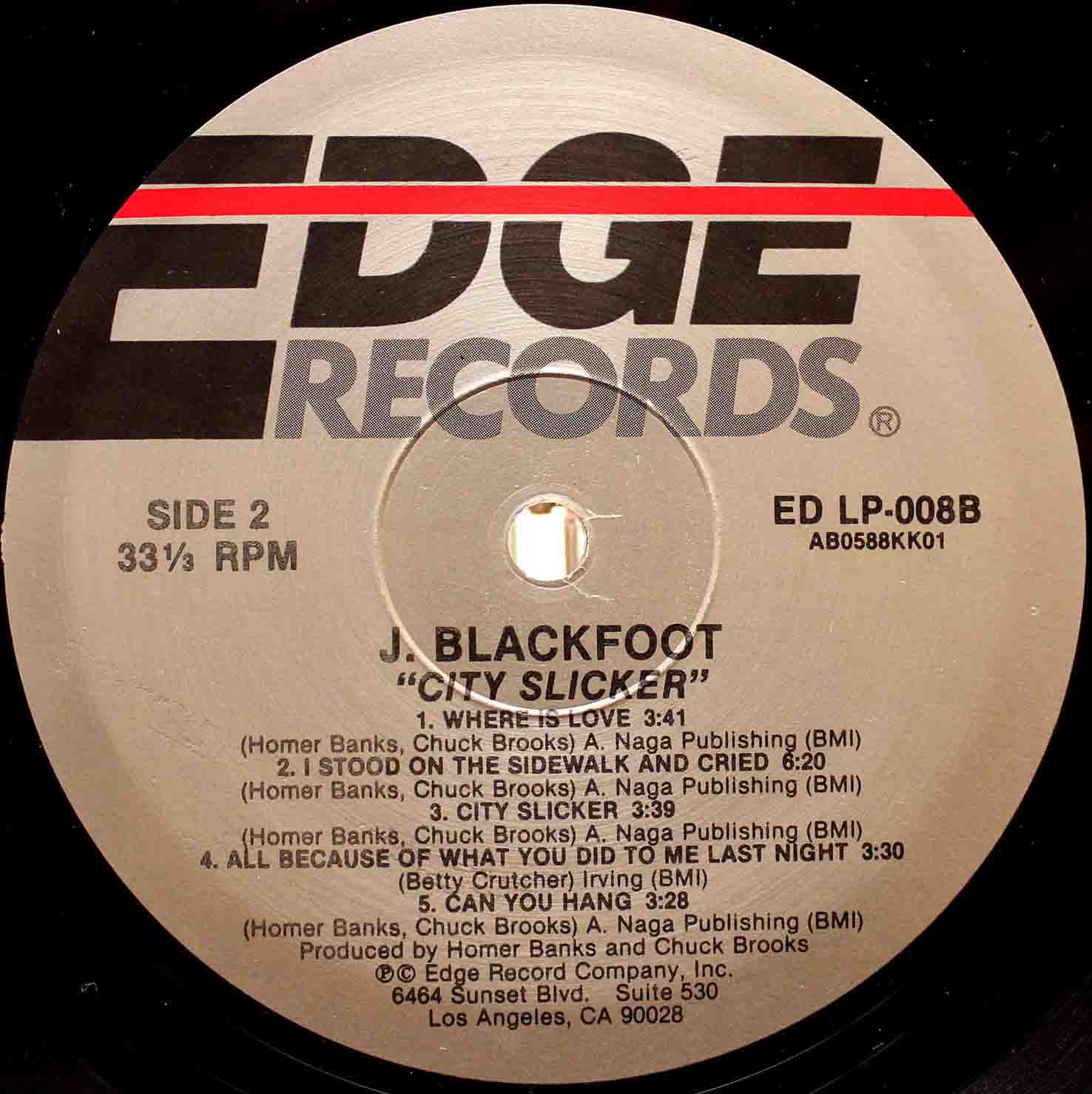 J Blackfoot - City Slicker 05