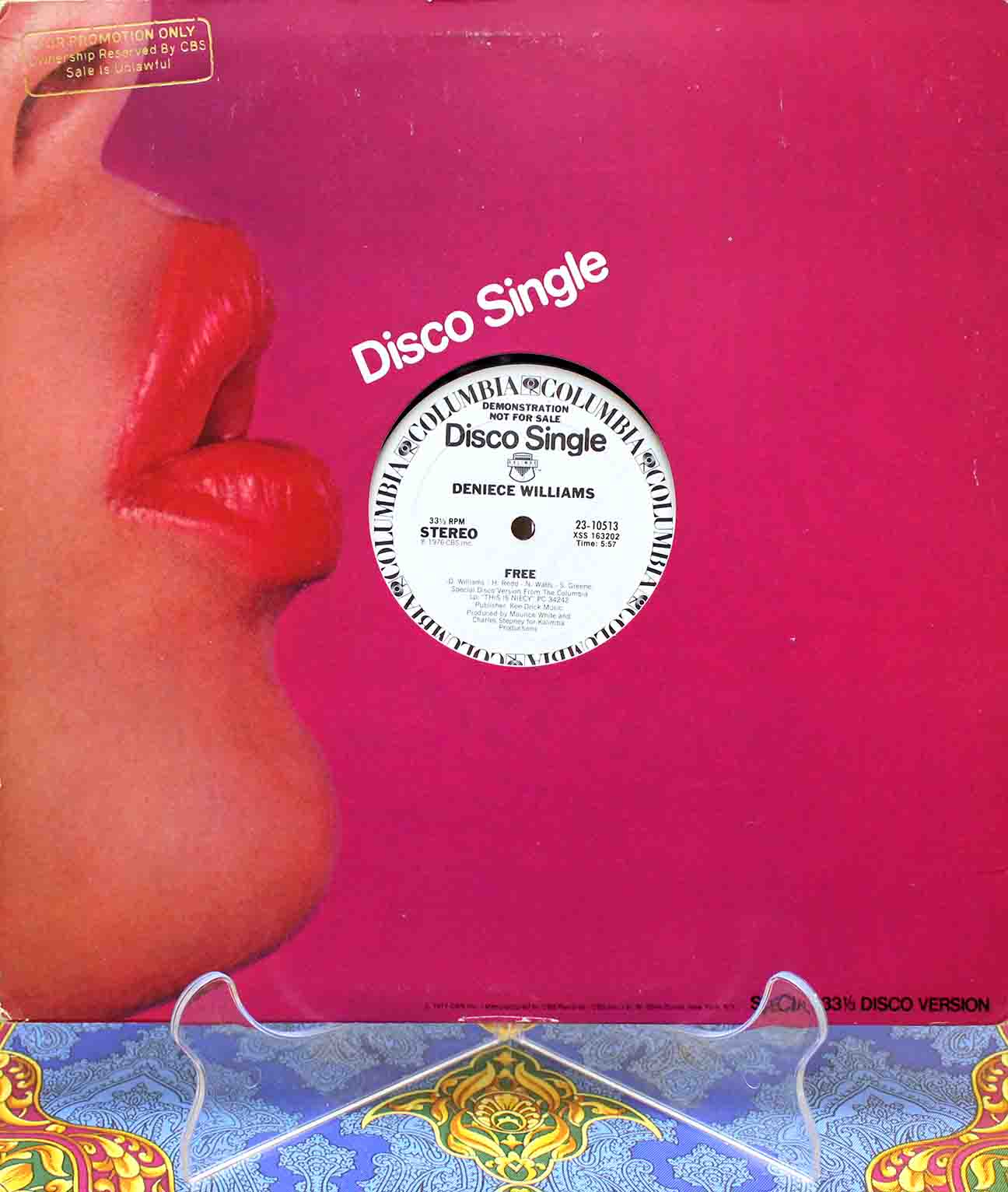 Deniece Williams - Free 01