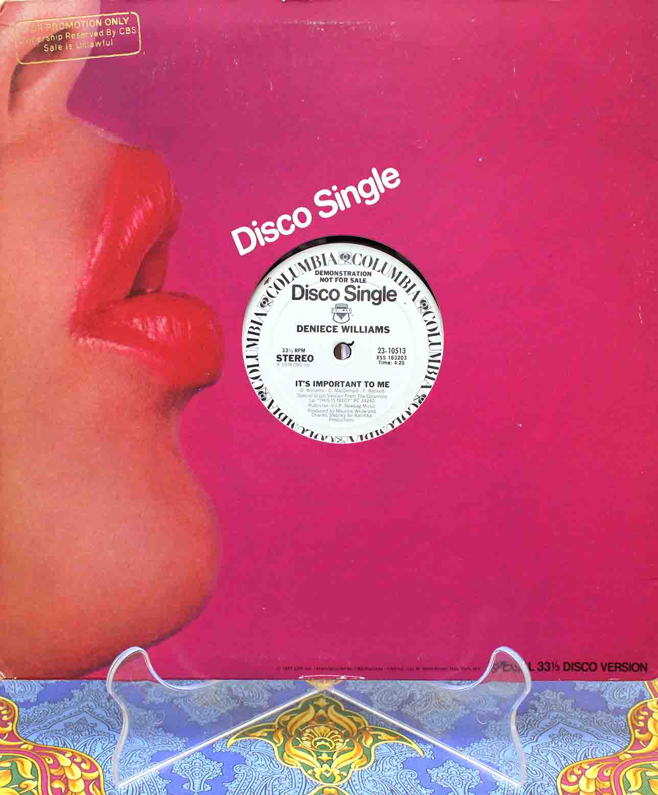 Deniece Williams - Free 02